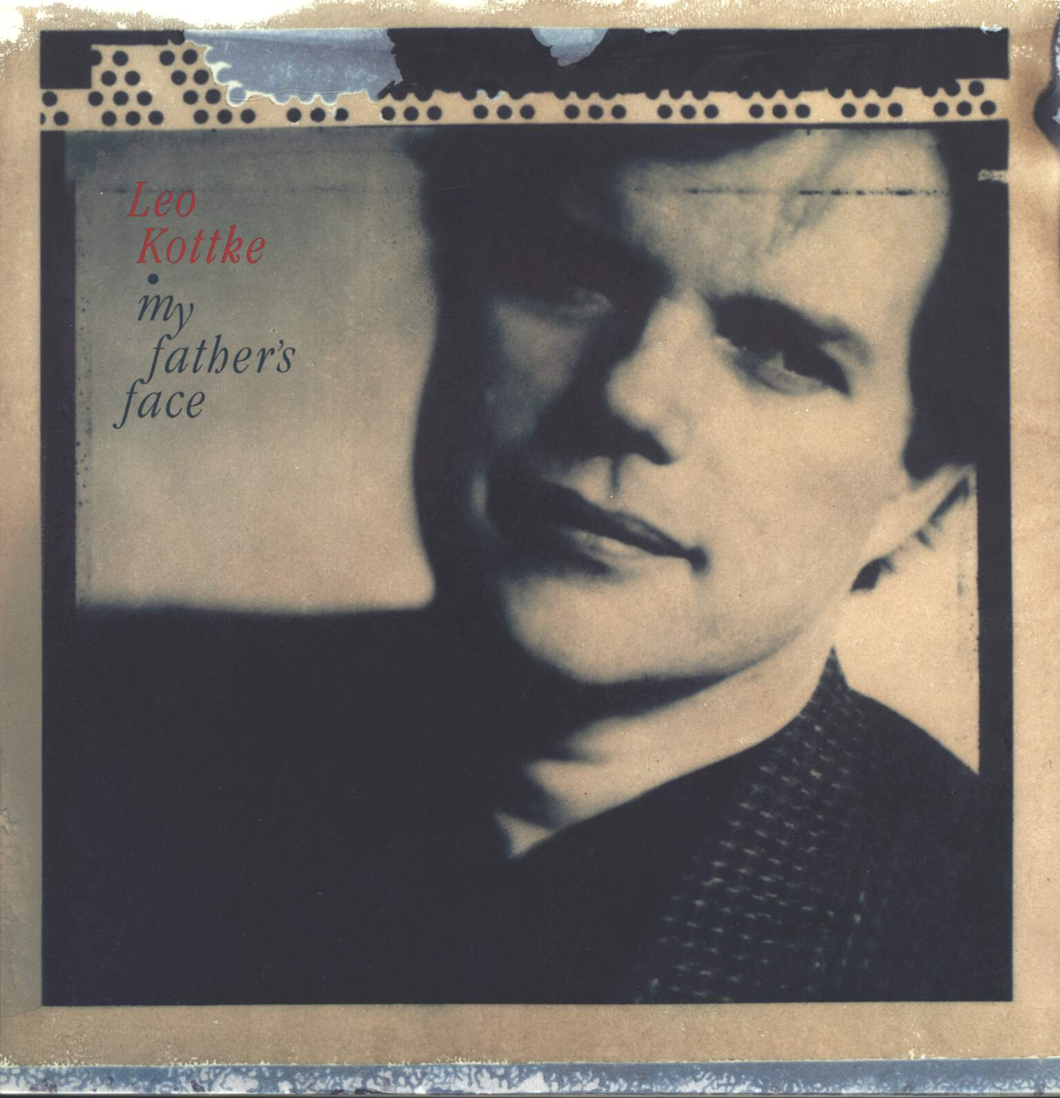 Leo Kottke: My Father's Face, LP (Vinyl)