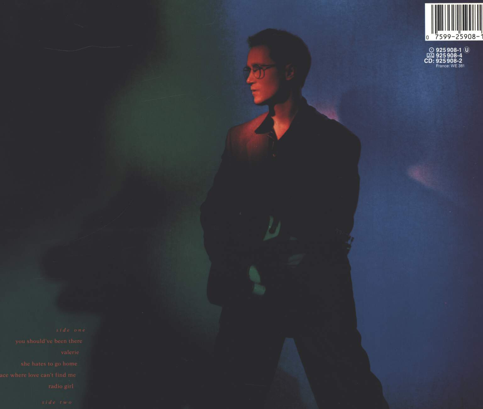 Marshall Crenshaw: Good Evening, LP (Vinyl)