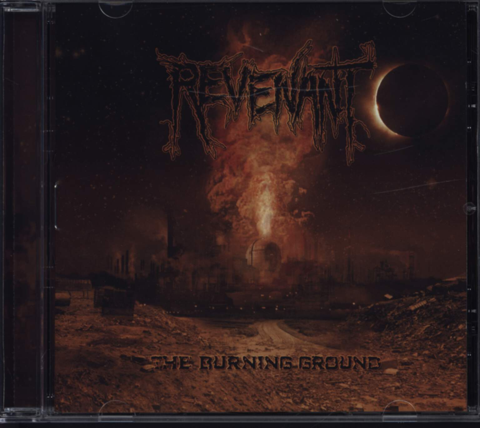 Revenant: The Burning Ground, CD
