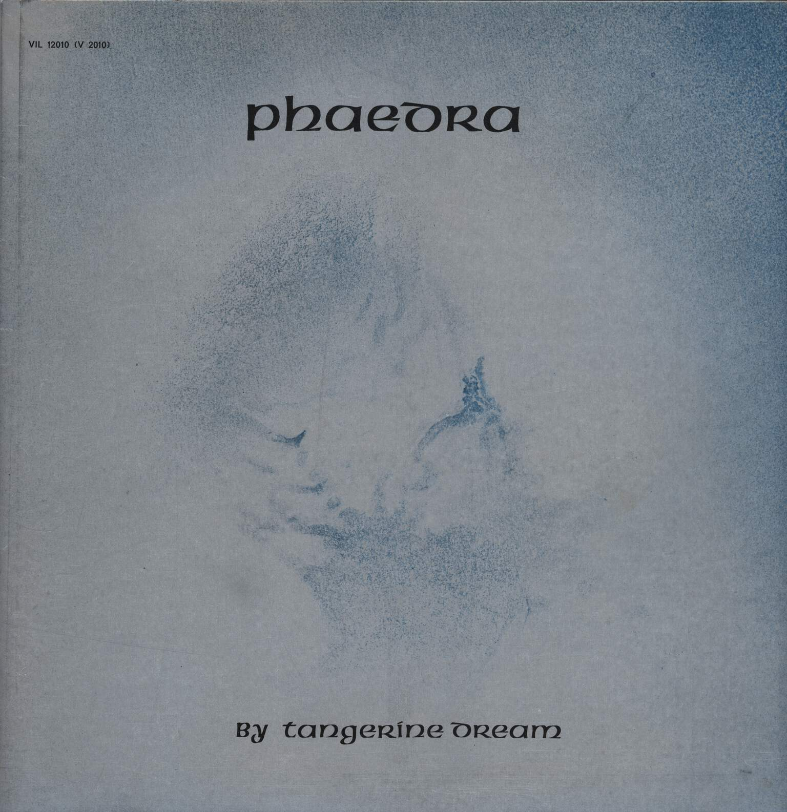 Tangerine Dream: Phaedra, LP (Vinyl)