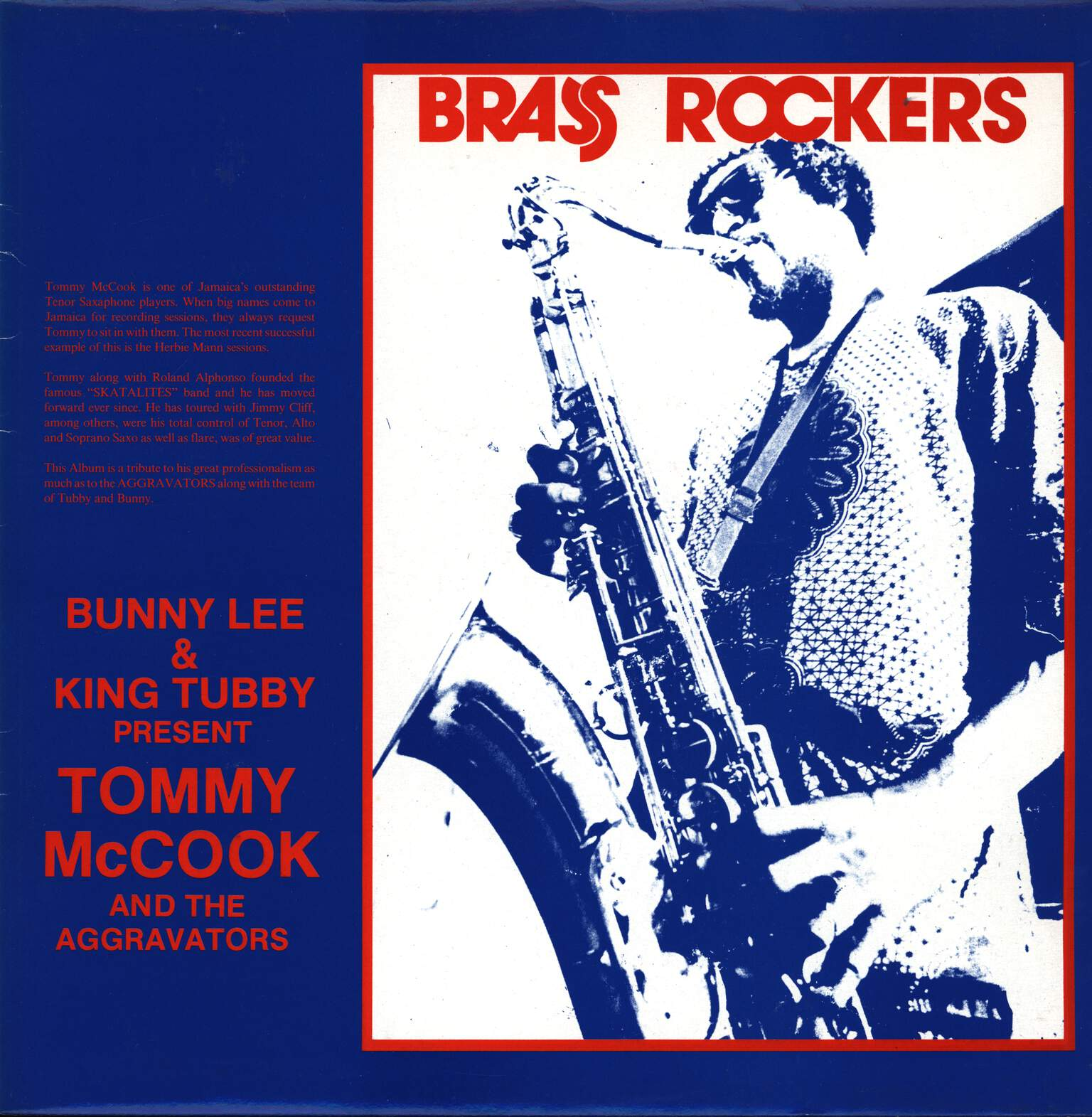 Bunny Lee: Brass Rockers, LP (Vinyl)
