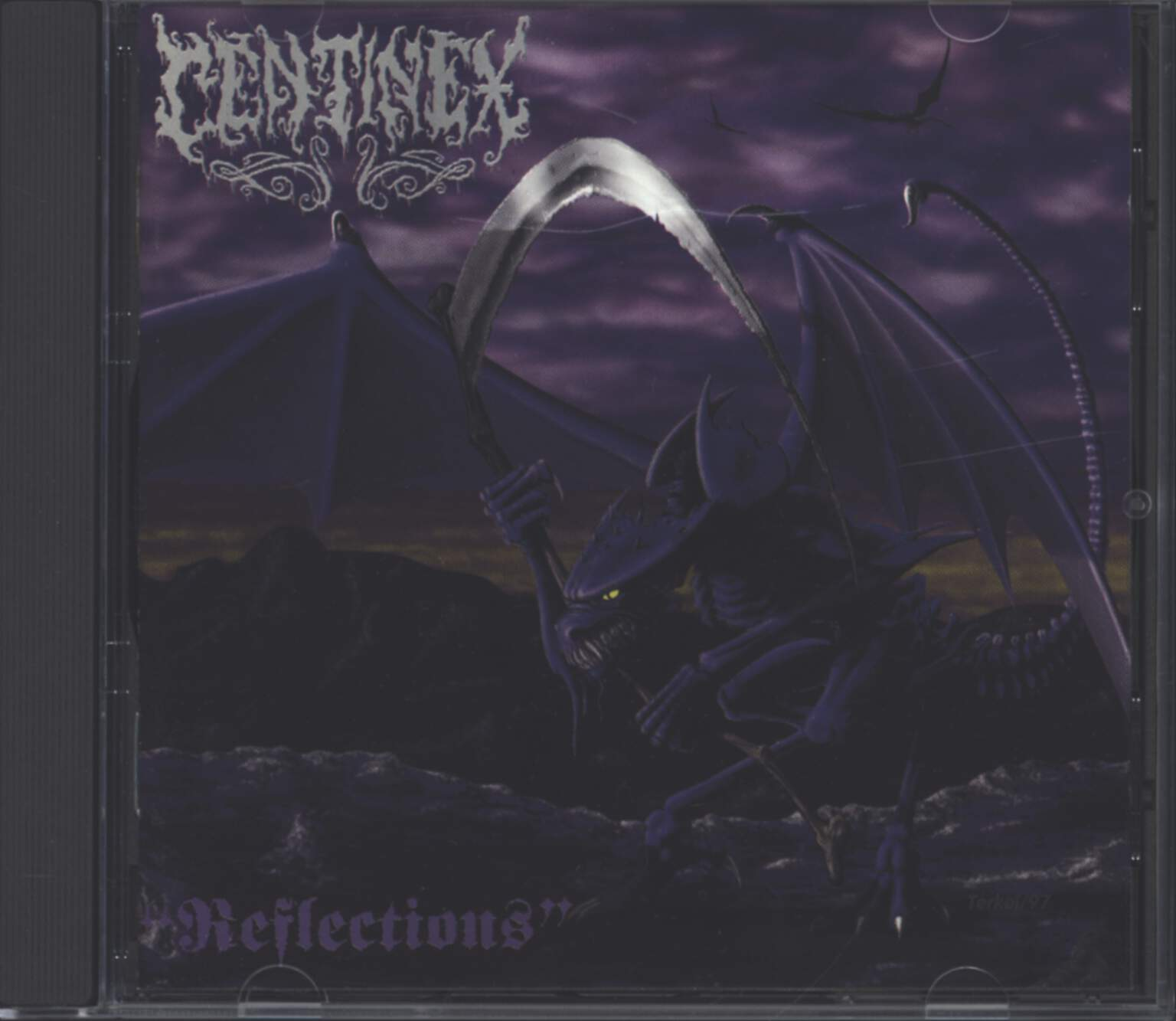 "Centinex: ""Reflections"", CD"