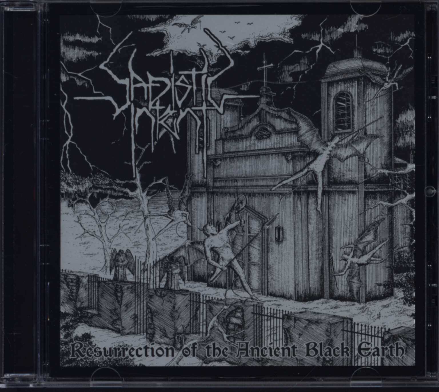 Sadistic Intent: Resurrection Of The Ancient Black Earth, CD