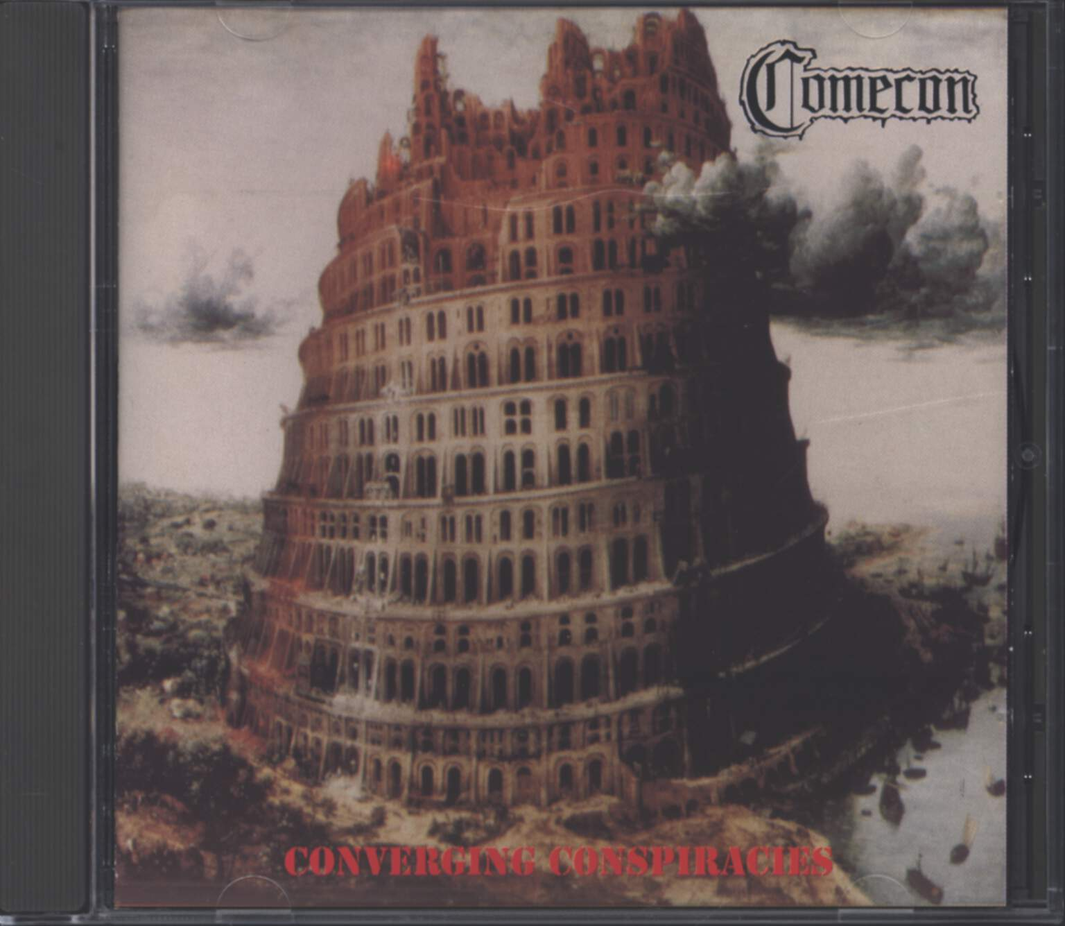 Comecon: Converging Conspiracies, CD