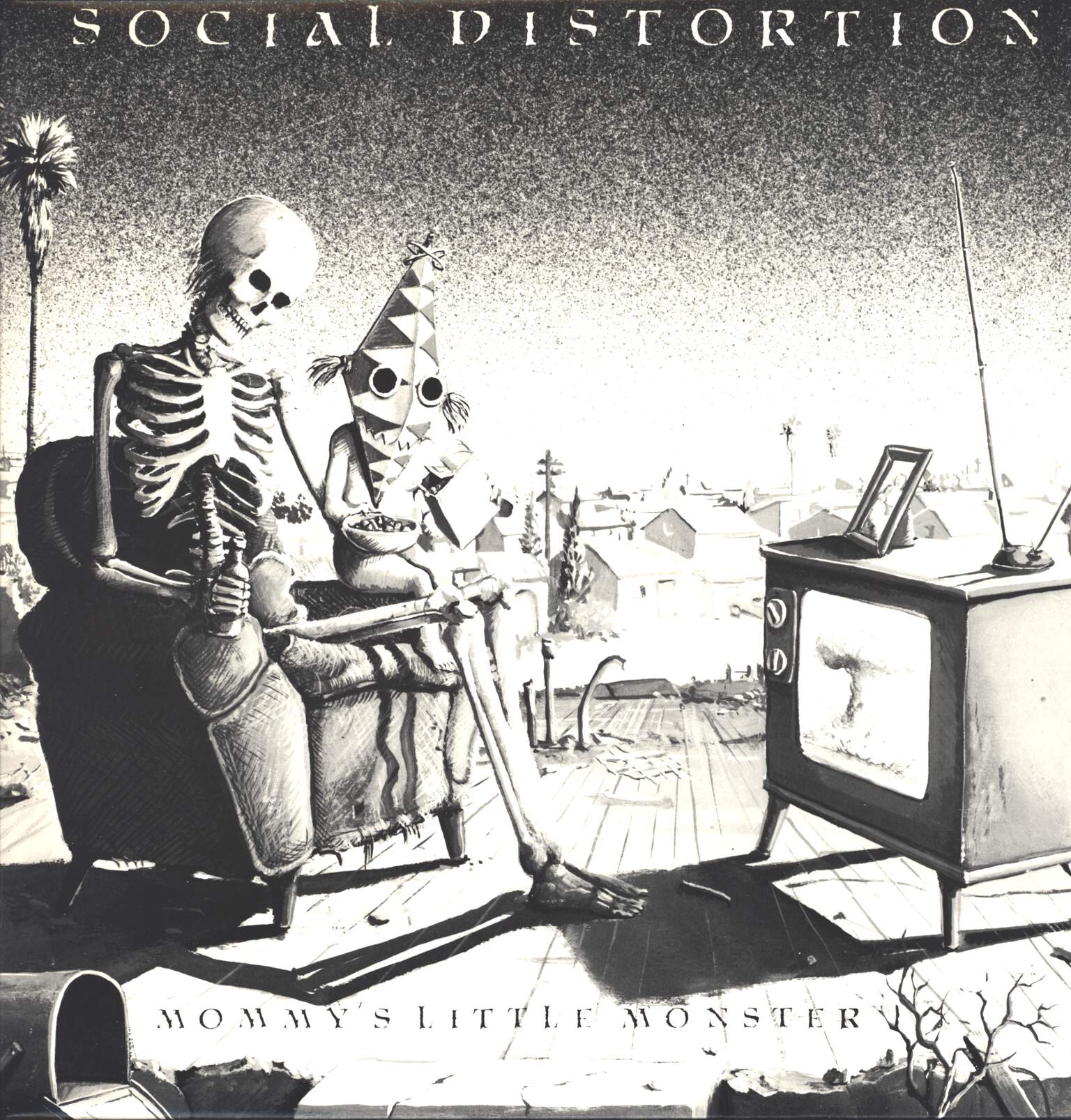 Social Distortion: Mommy's Little Monster, LP (Vinyl)