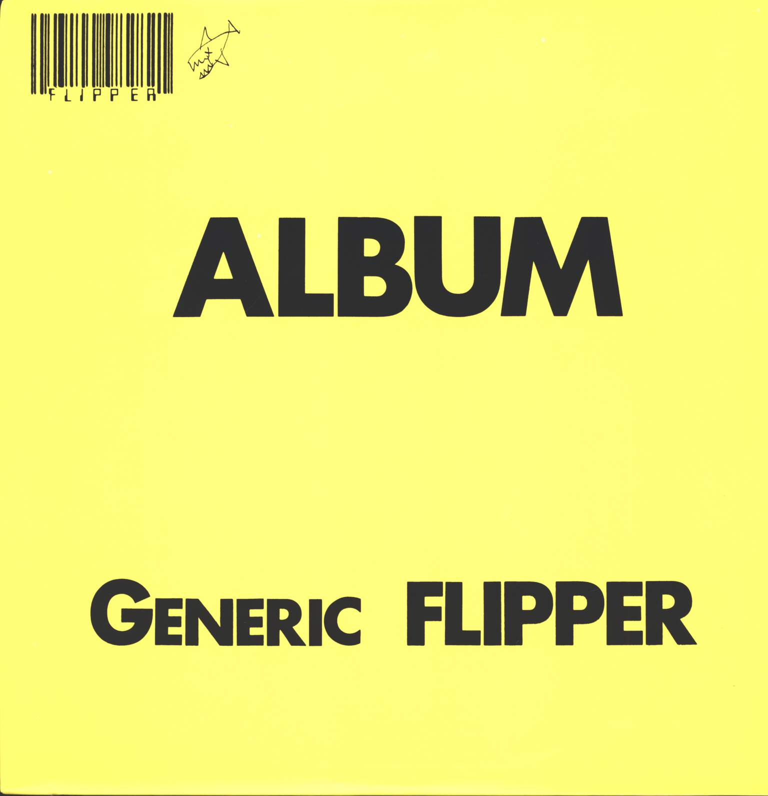 Flipper: Album Generic Flipper, LP (Vinyl)