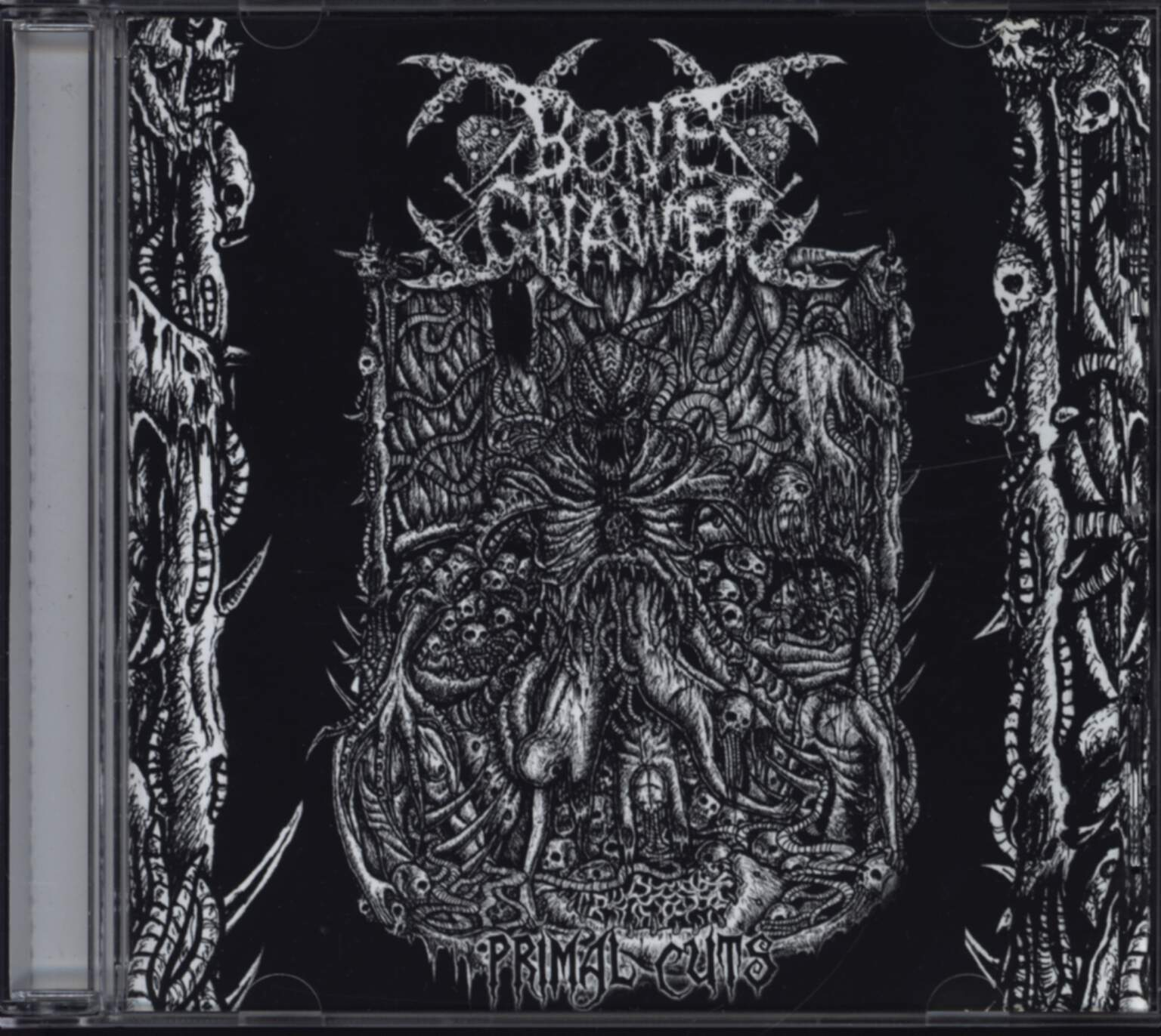 Bone Gnawer: Primal Cuts, CD
