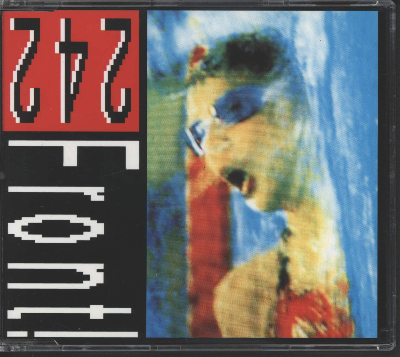 Front 242: Never Stop!, Mini CD