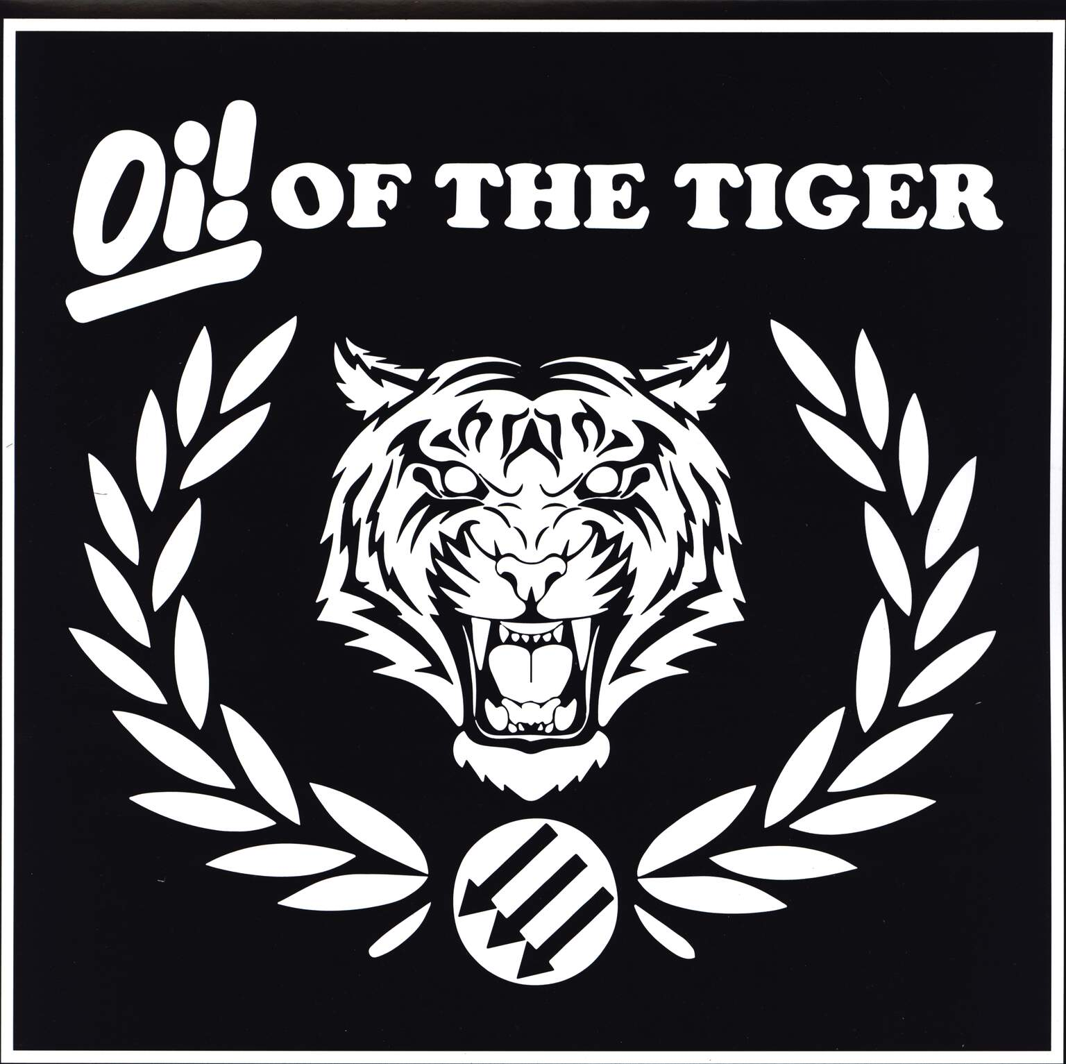 Oi! Of The Tiger: R.A.S.H. (red vinyl), LP (Vinyl)
