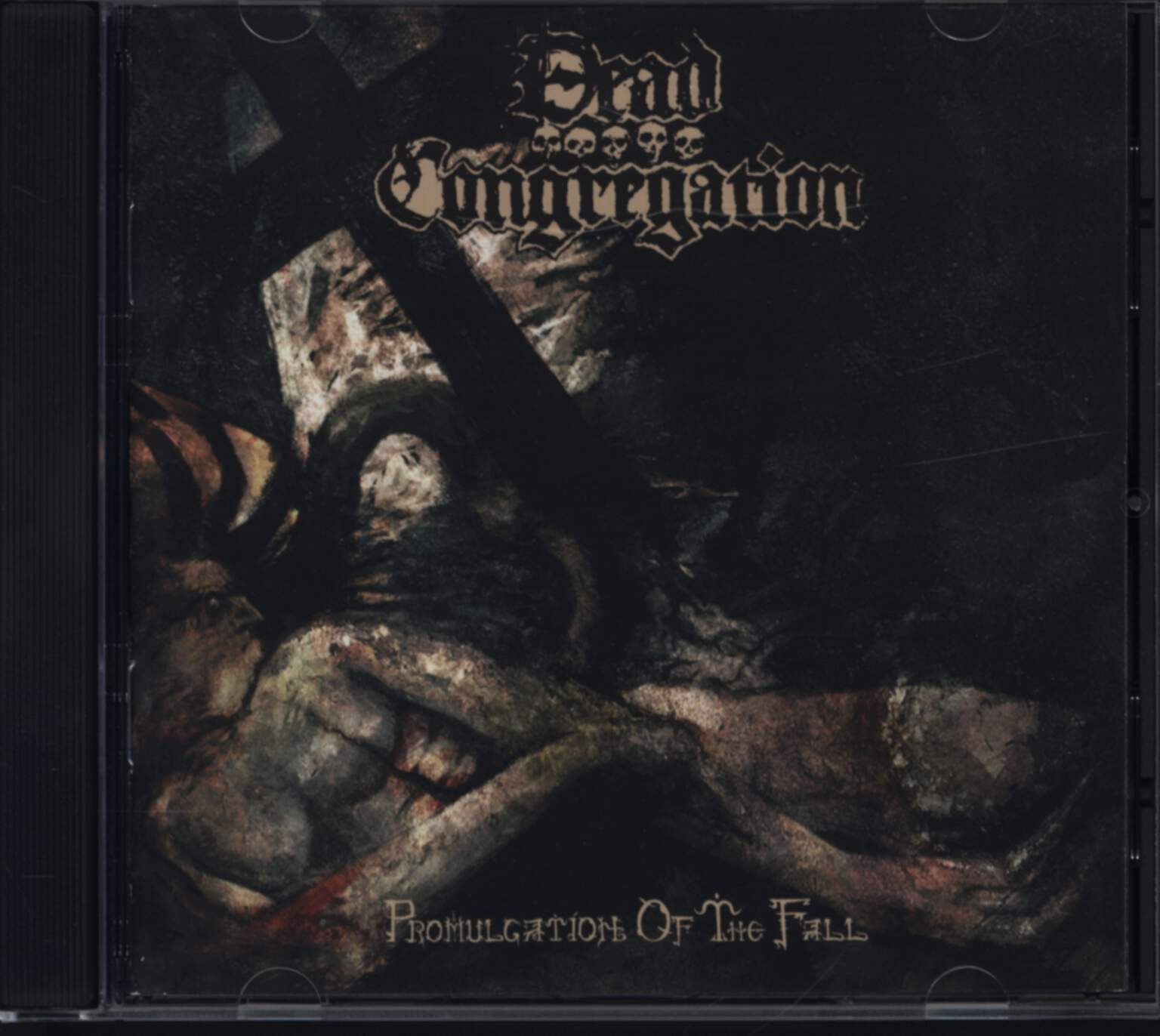 Dead Congregation: Promulgation Of The Fall, CD