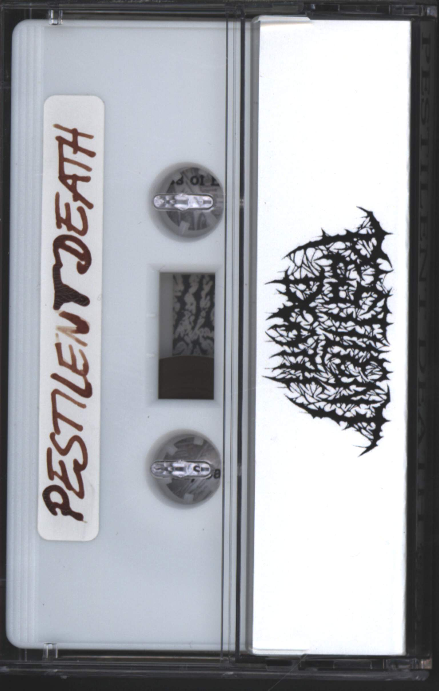 Pestilent Death: Upheaval of the Undead, Compact Cassette