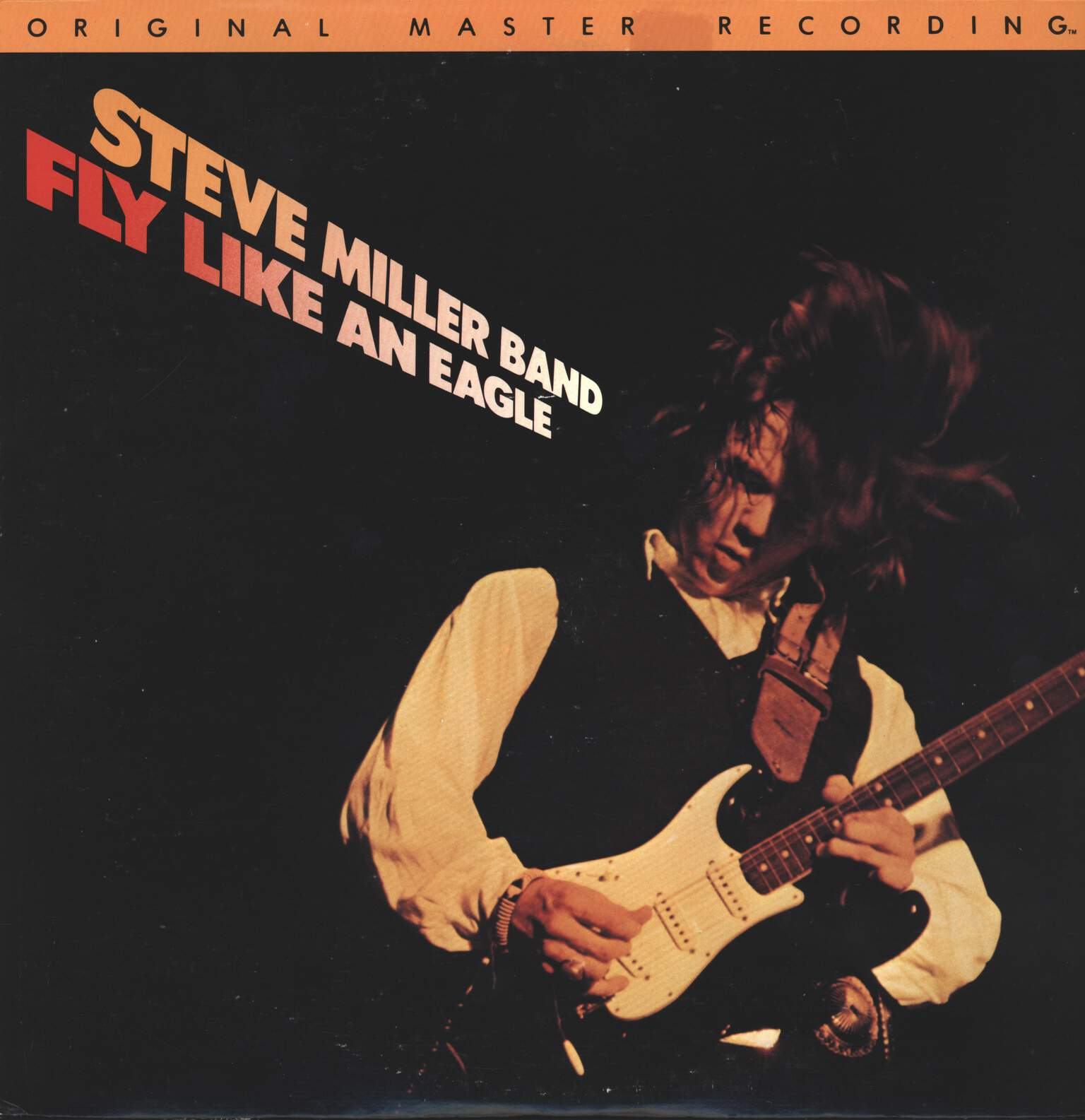 Steve Miller Band: Fly Like An Eagle, LP (Vinyl)