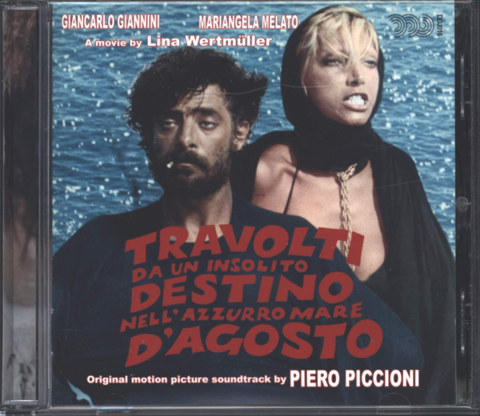 Piero Piccioni: Travolti Da Un Insolito Destino Nell'Azzurro Mare D'Agosto (Original Motion Picture Soundtrack), CD