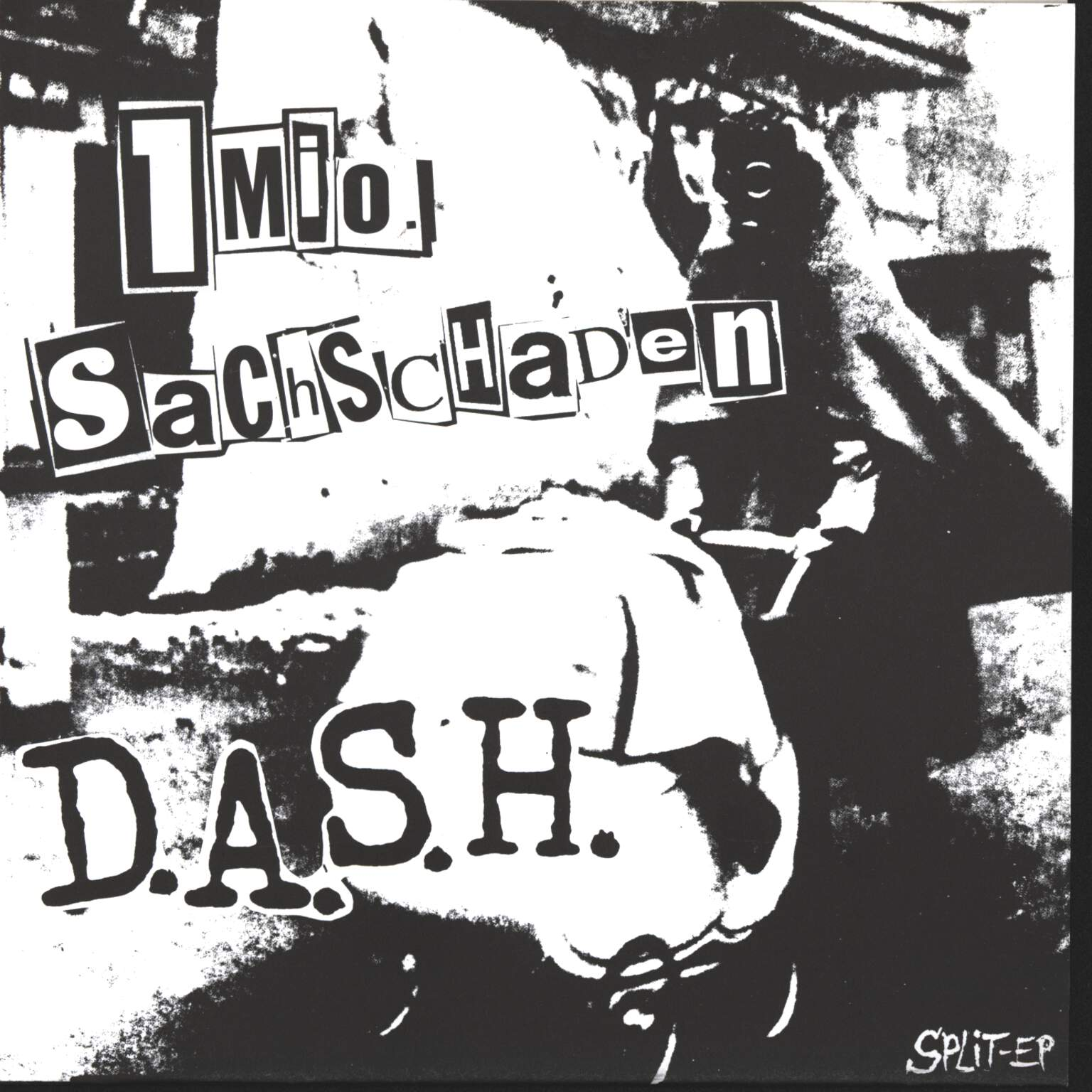 "1 Mio. Sachschaden: Split-EP, 7"" Single (Vinyl)"