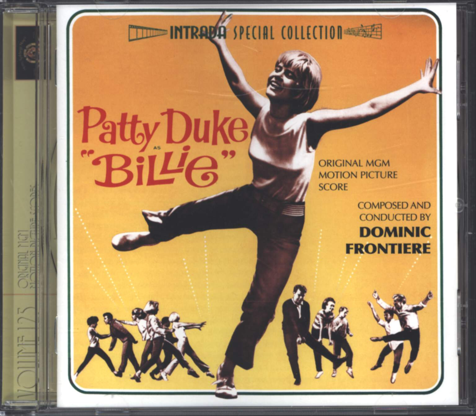 "Dominic Frontiere: Patty Duke ""Billie"" / ""Popi"" (Original MGM Motion Picture Score), CD"