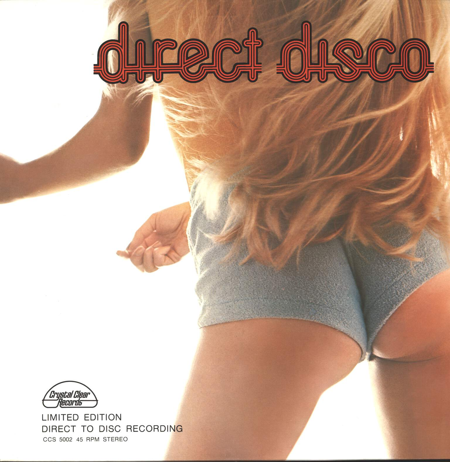 "Gino Dentie And The Family: Direct Disco, 12"" Maxi Single (Vinyl)"