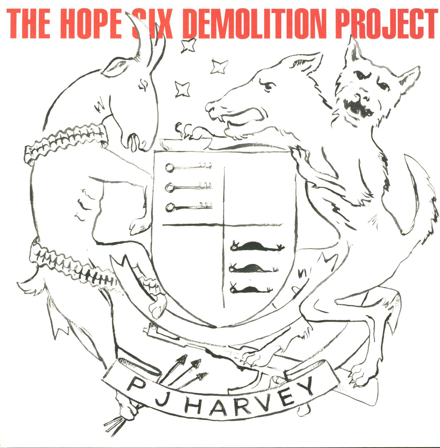 PJ Harvey: The Hope Six Demolition Project, 1×LP (Vinyl)