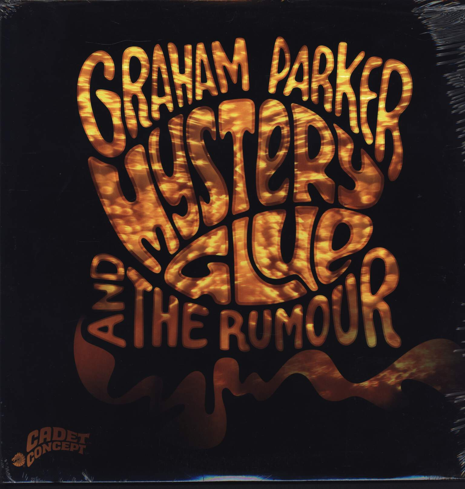 Graham Parker And The Rumour: Mystery Glue, LP (Vinyl)