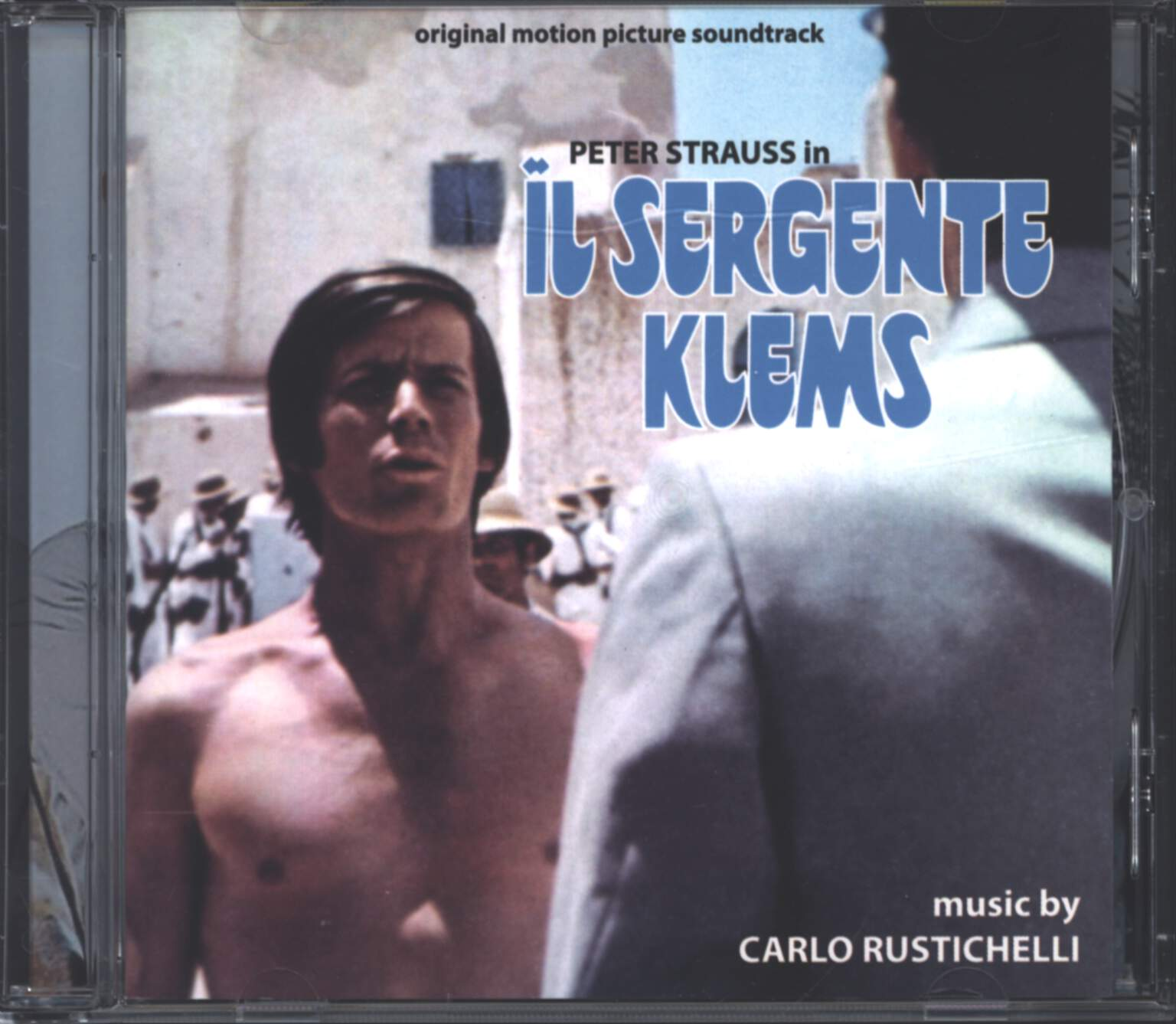 Carlo Rustichelli: Il Sergente Klems (Original Motion Picture Soundtrack), CD