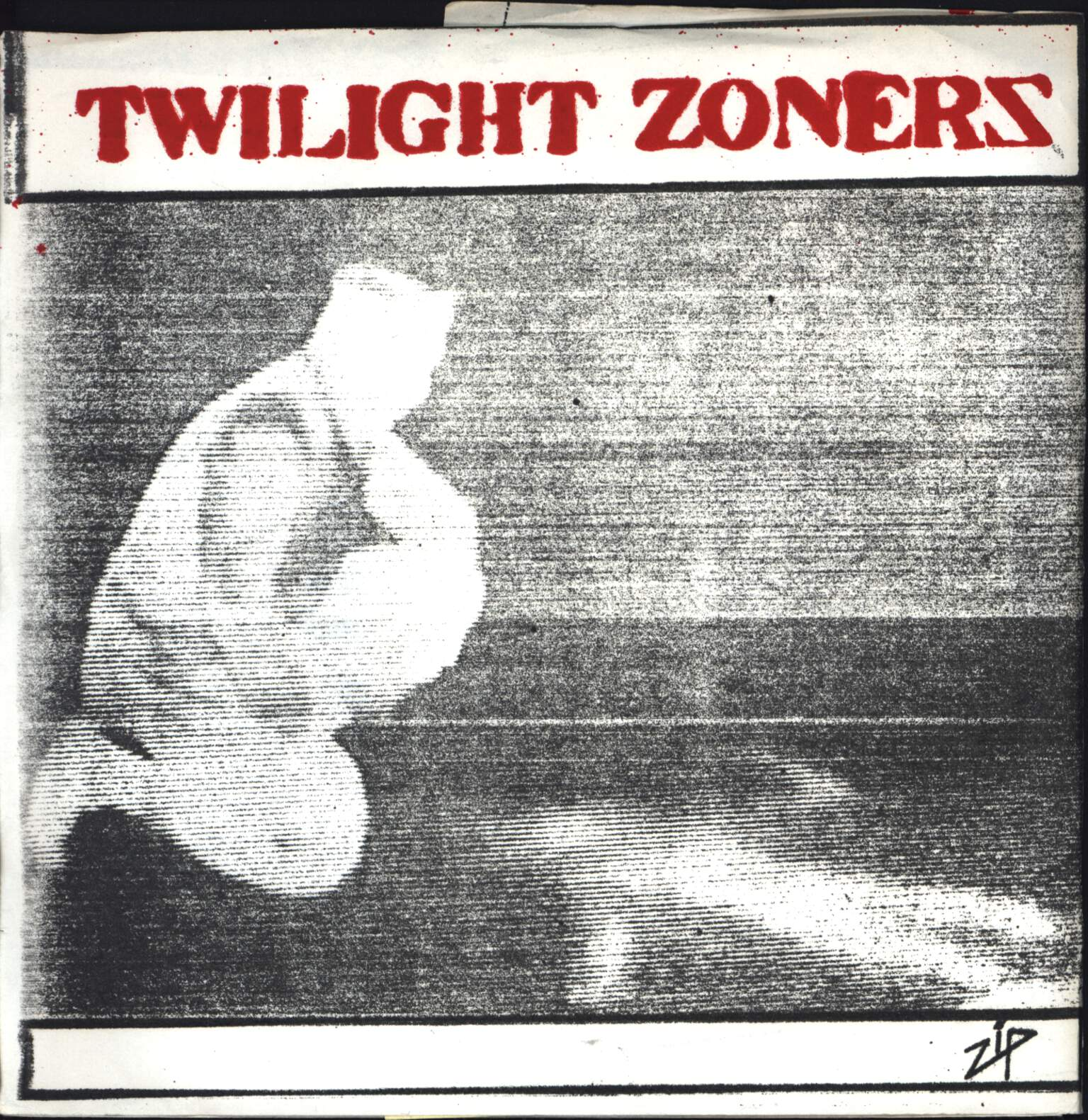 "Twilight Zoners: Hospital E.P., 7"" Single (Vinyl)"