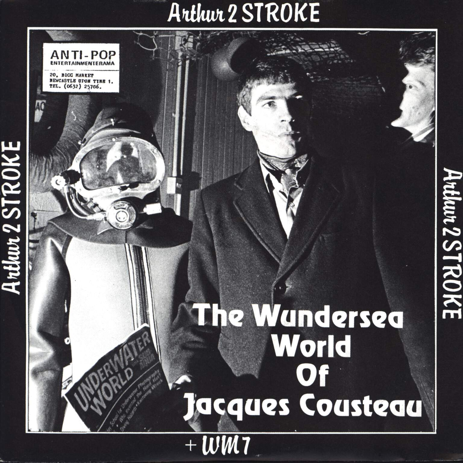 "Arthur 2 Stroke + WM7: The Wundersea World Of Jacques Cousteau / Pocket Money, 7"" Single (Vinyl)"