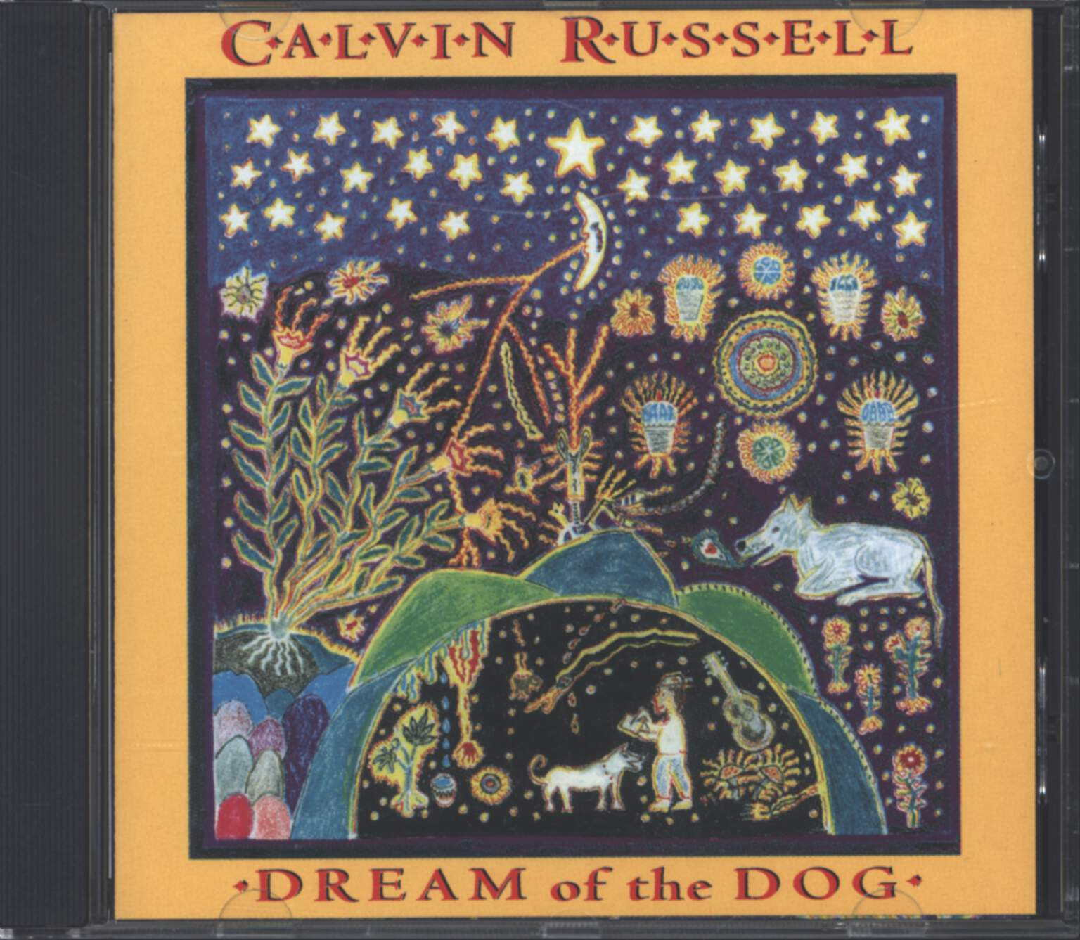 Calvin Russell: Dream Of The Dog, CD