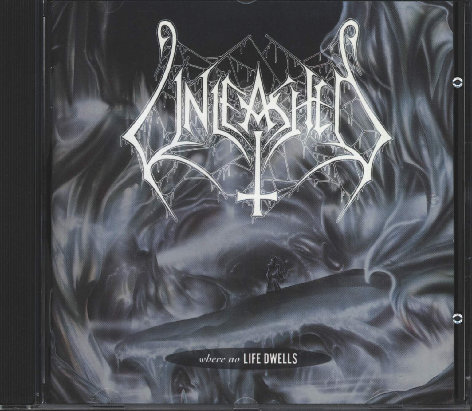 Unleashed: Where No Life Dwells, CD