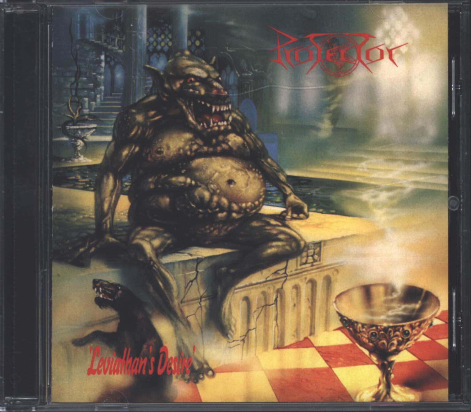 Protector: Leviathan's Desire, CD