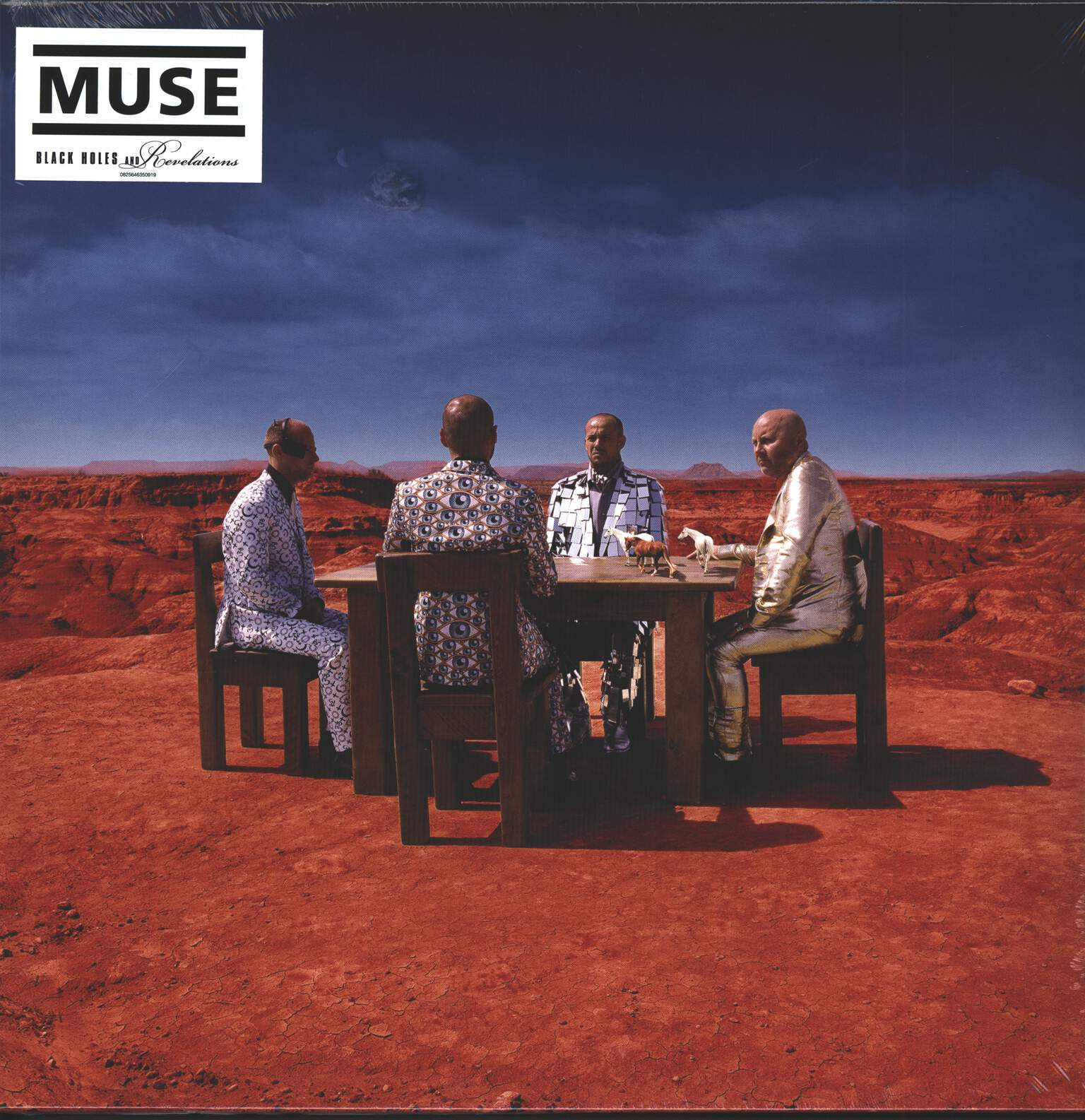 Muse: Black Holes And Revelations, LP (Vinyl)