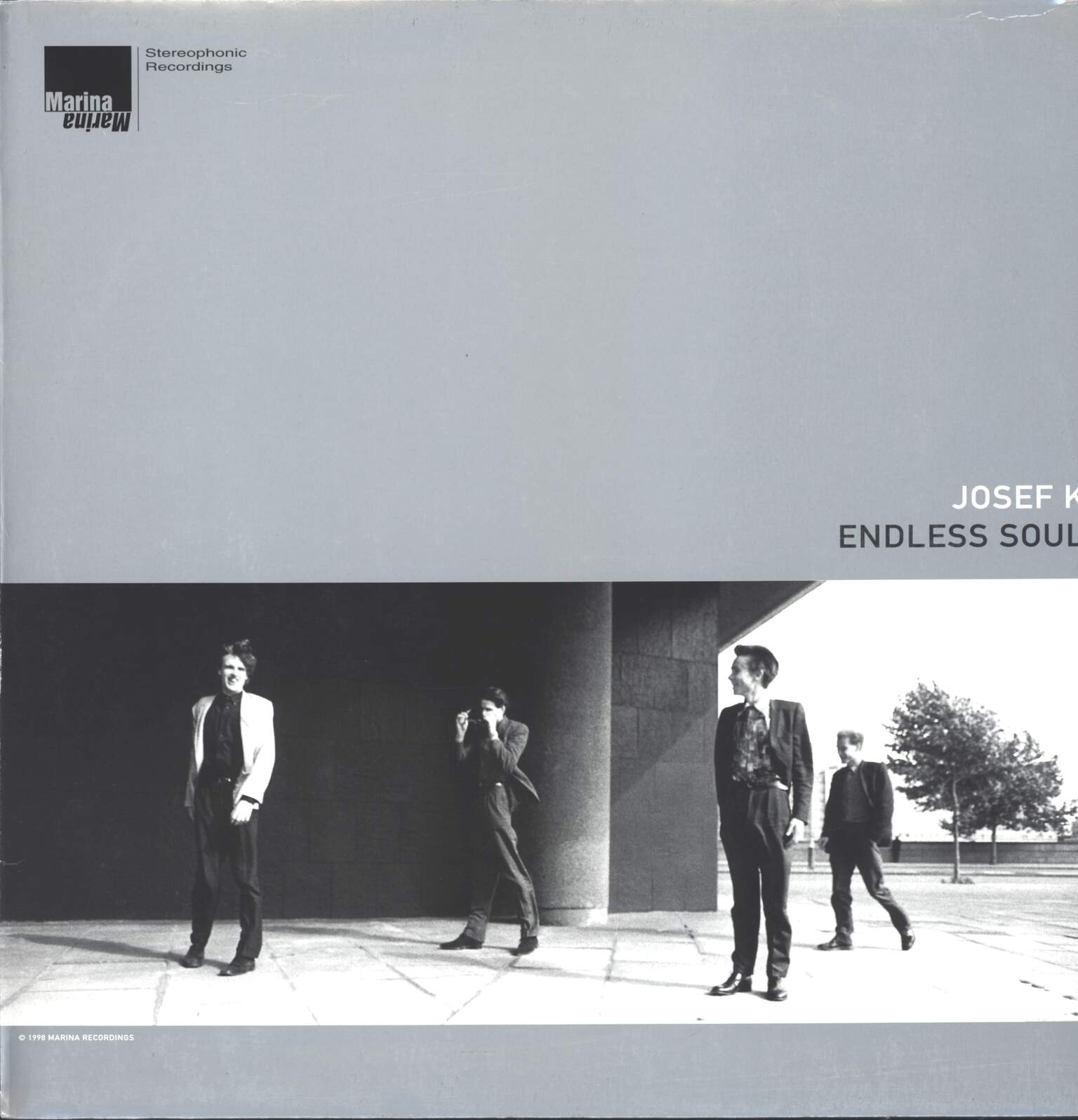 Josef K: Endless Soul, 1×LP (Vinyl)