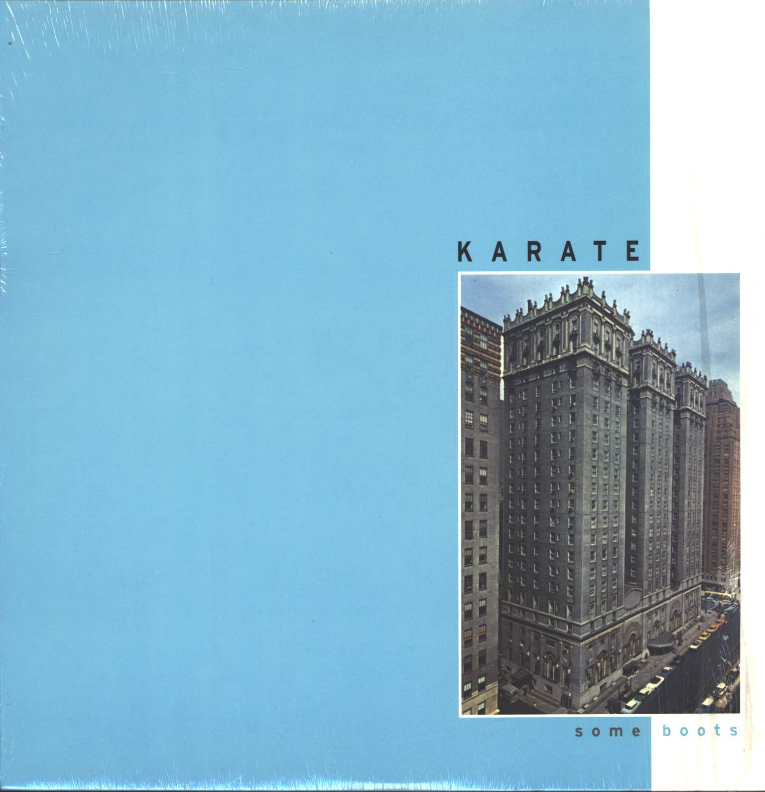 Karate: Some Boots, LP (Vinyl)