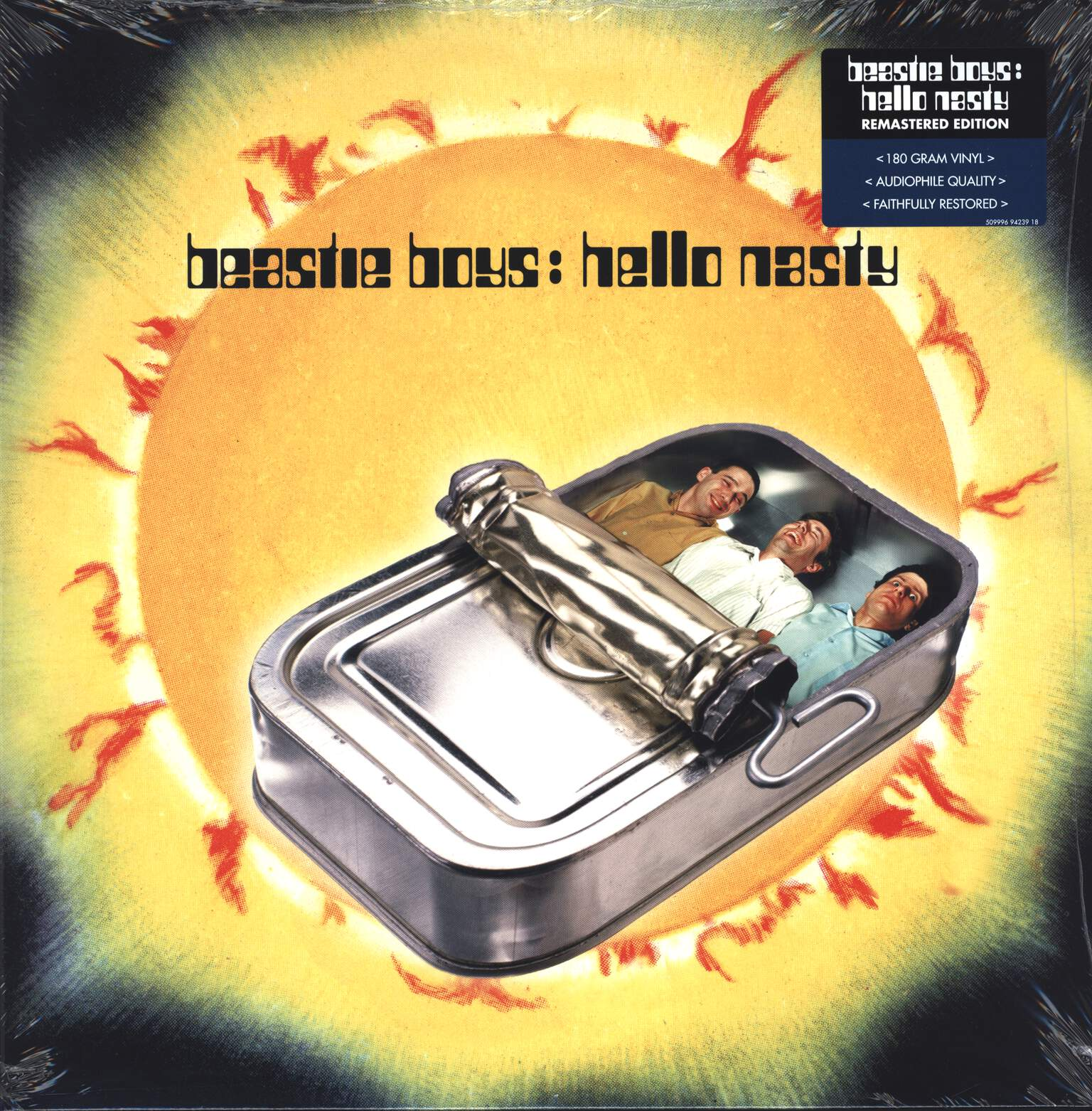 Beastie Boys: Hello Nasty, 2×LP (Vinyl)