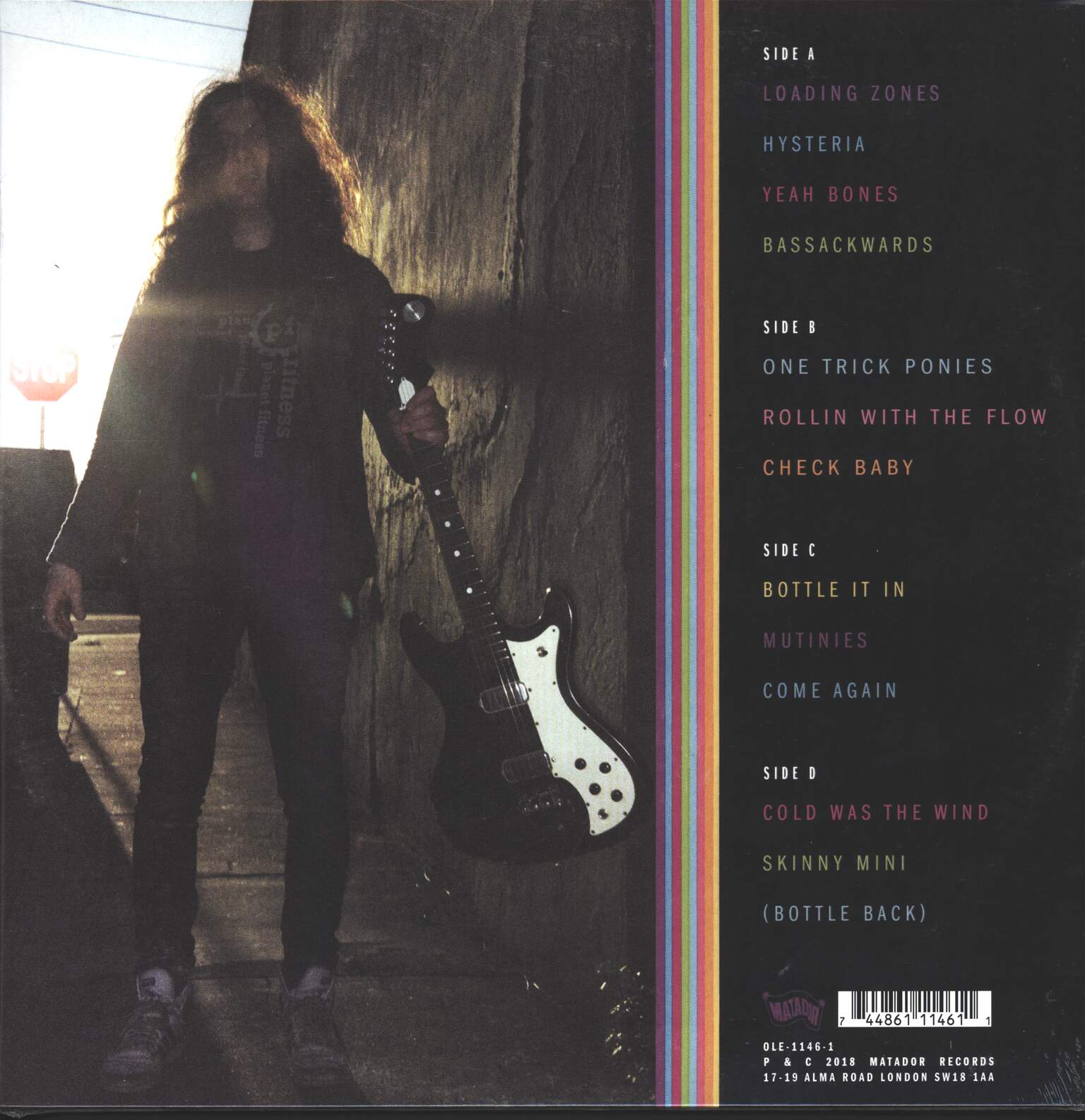 Kurt Vile: Bottle It In, 2×LP (Vinyl)