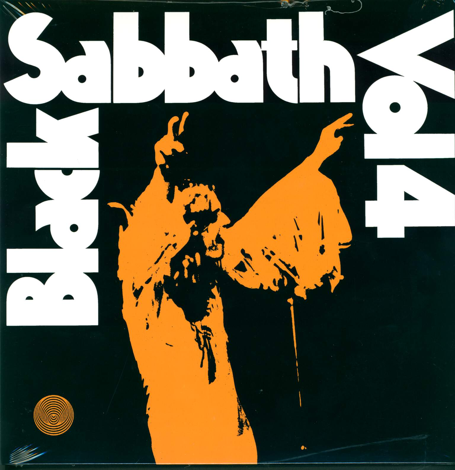 Black Sabbath: Vol 4, 1×LP (Vinyl)