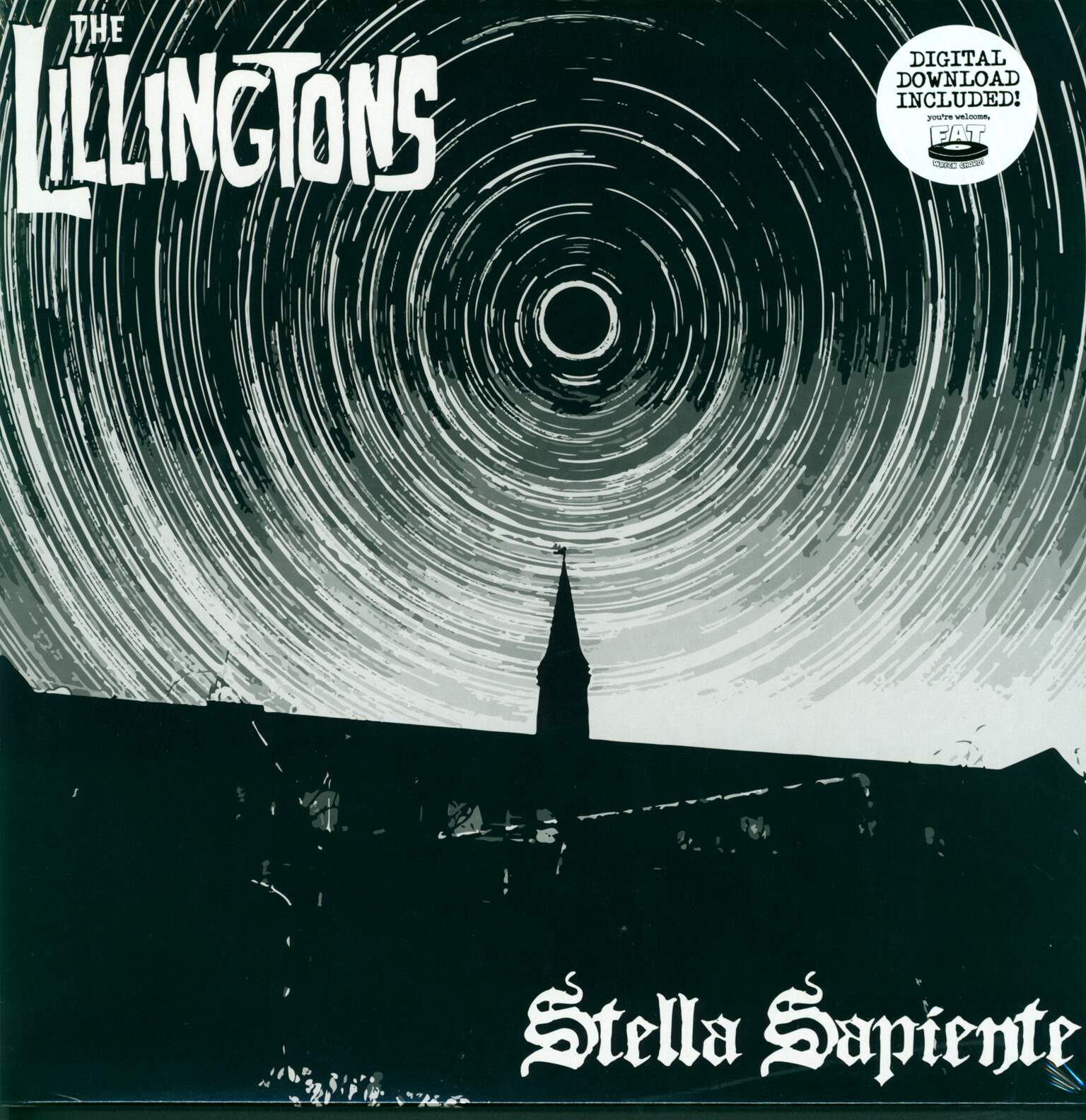 The Lillingtons: Stella Sapiente, 1×LP (Vinyl)