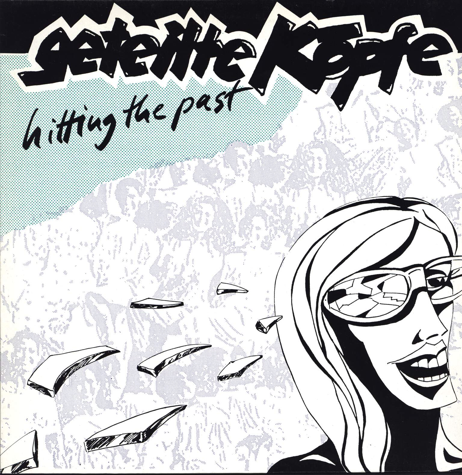 Geteilte Köpfe: Hitting The Past, LP (Vinyl)