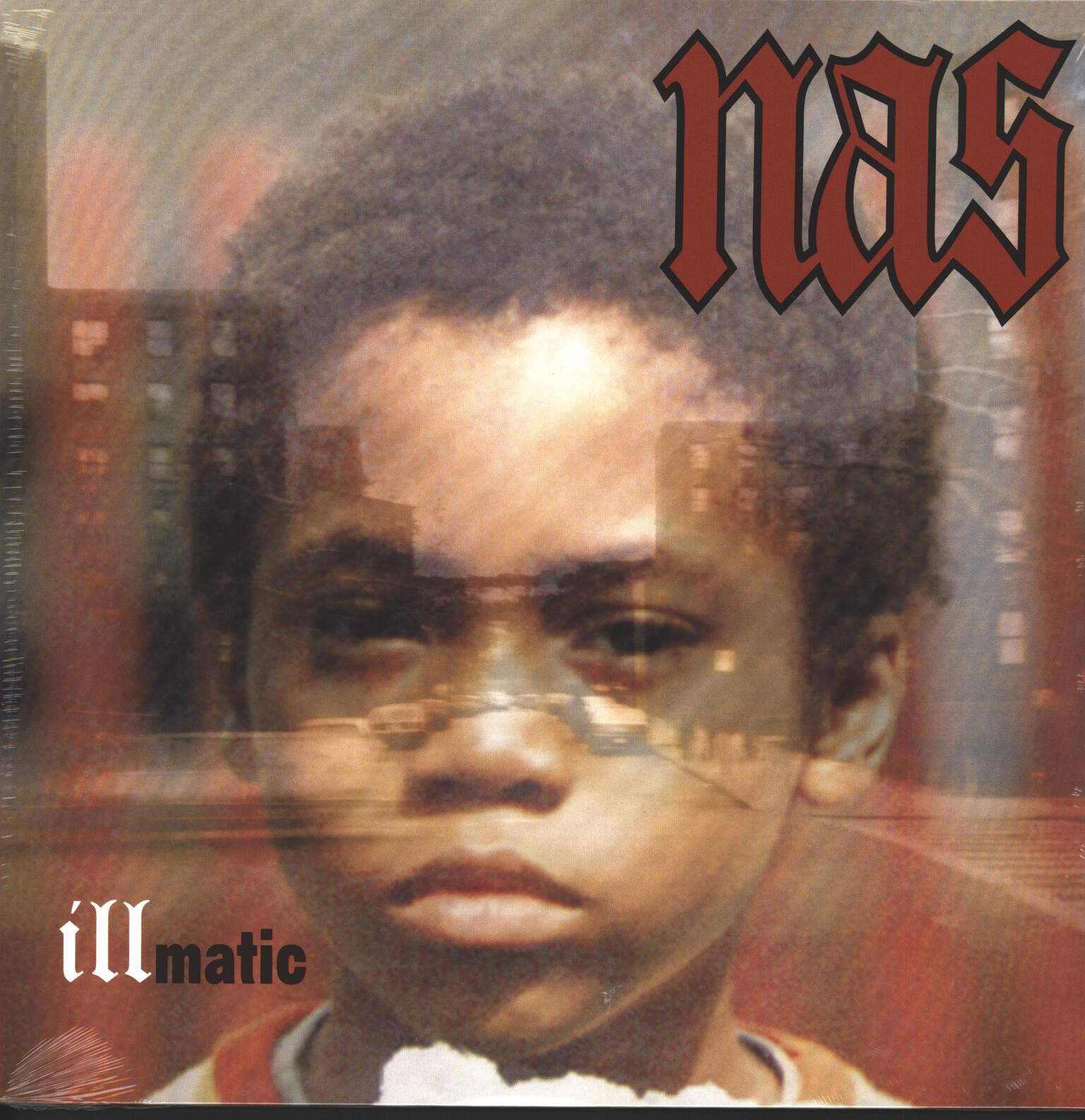 Nas: Illmatic, 1×LP (Vinyl)