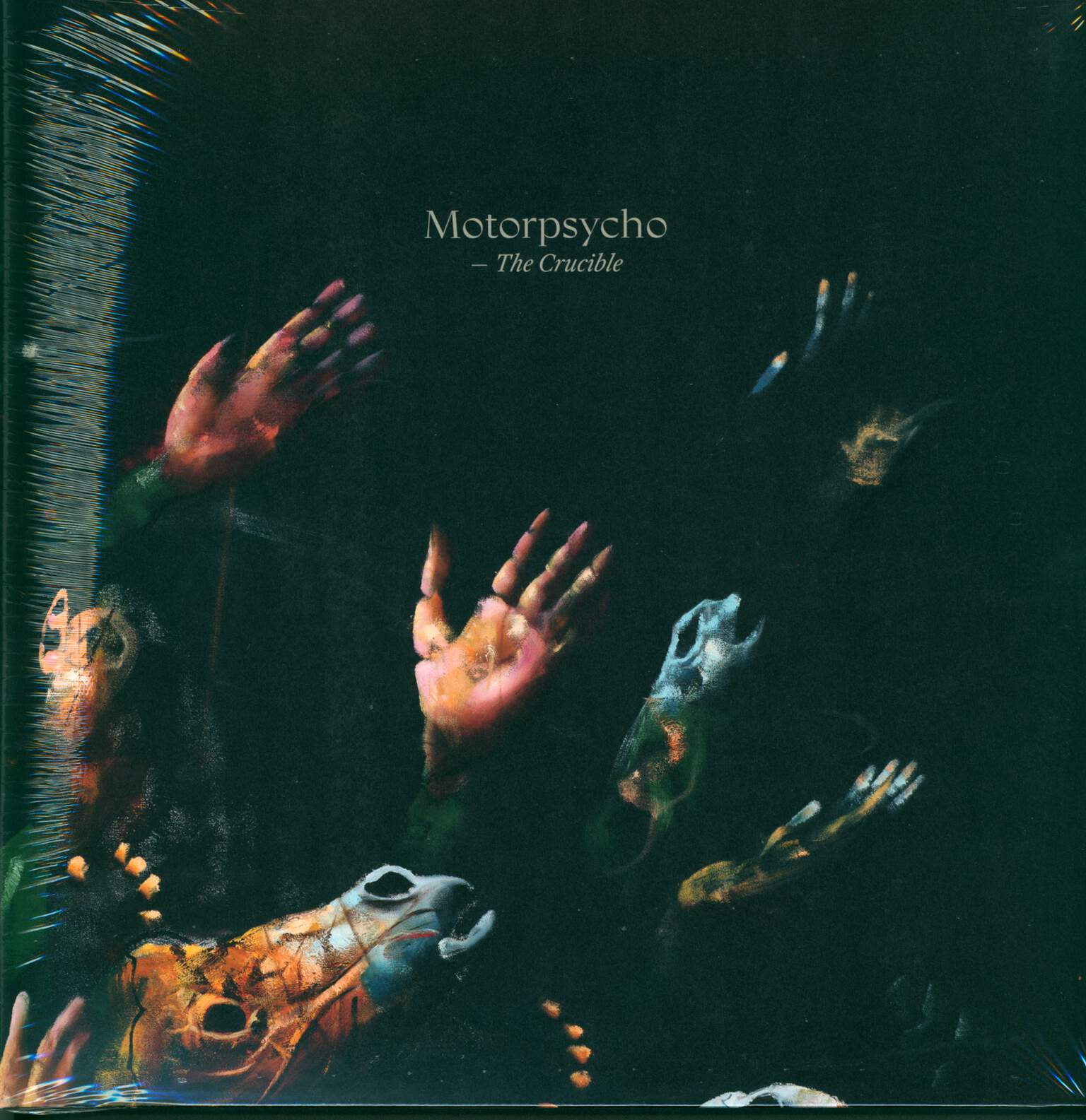 Motorpsycho: The Crucible, 1×LP (Vinyl)