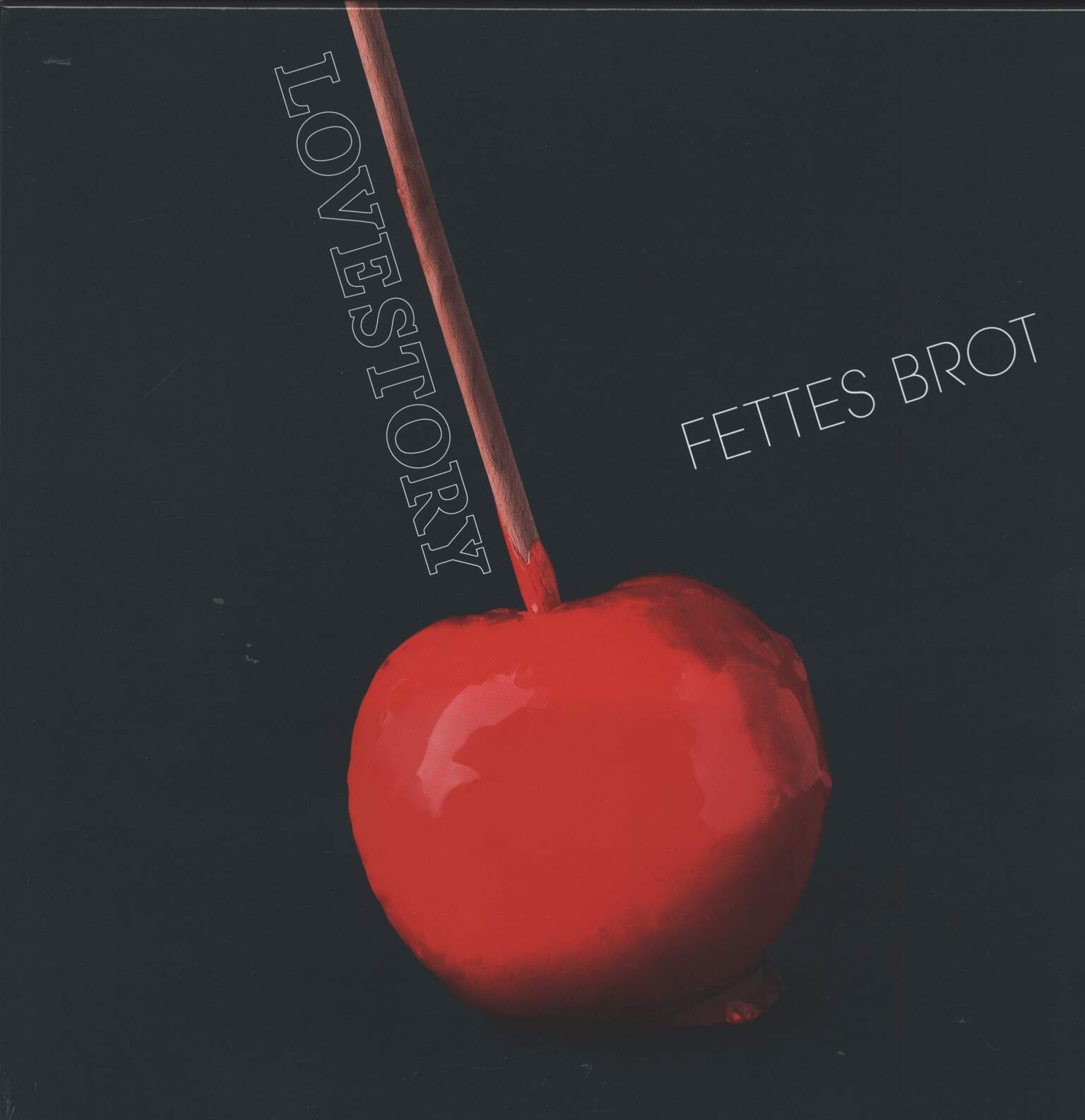 Fettes Brot: Lovestory, 1×CD, 2×LP (Vinyl)