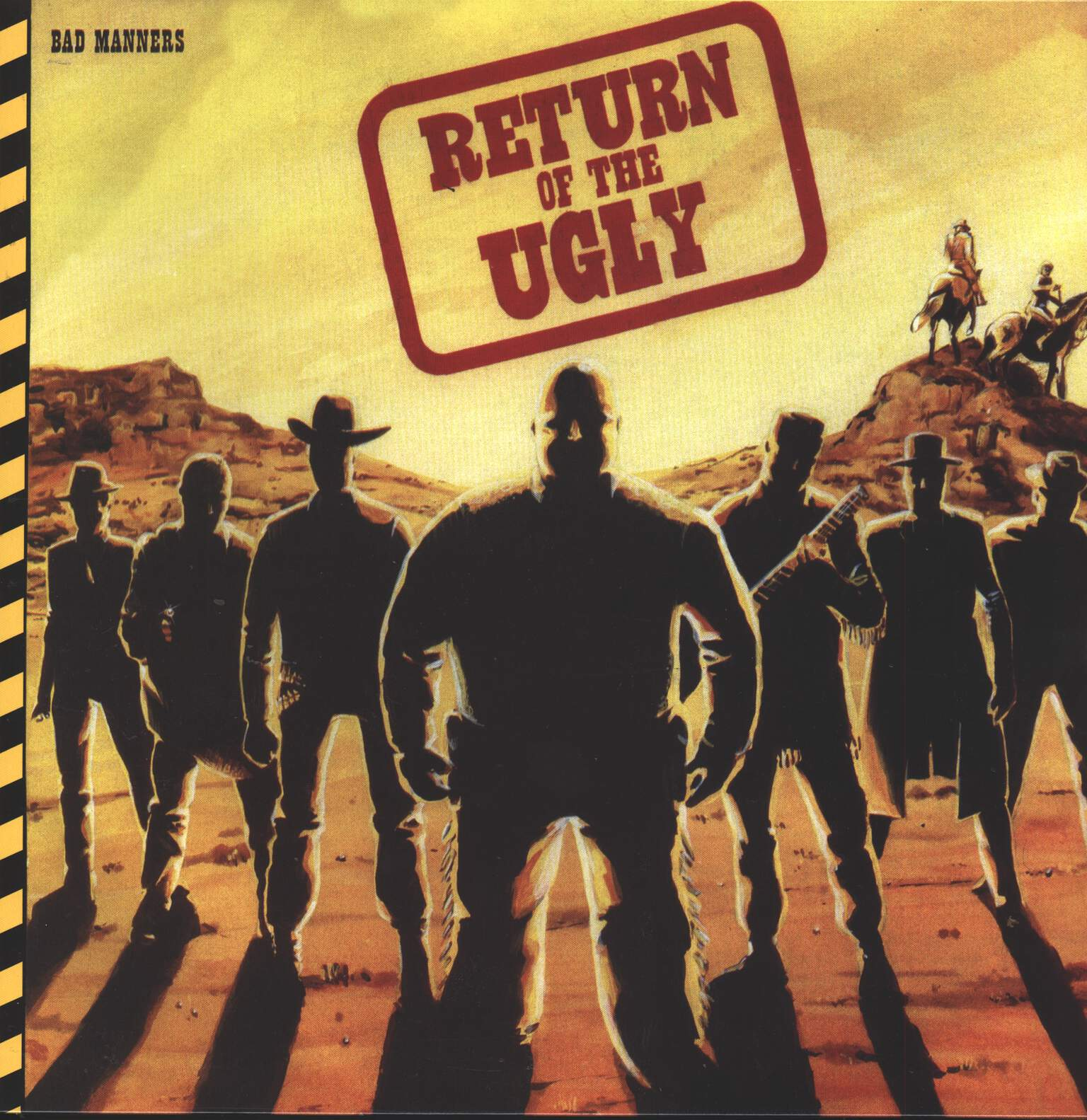 Bad Manners: Return Of The Ugly, 1×LP (Vinyl)