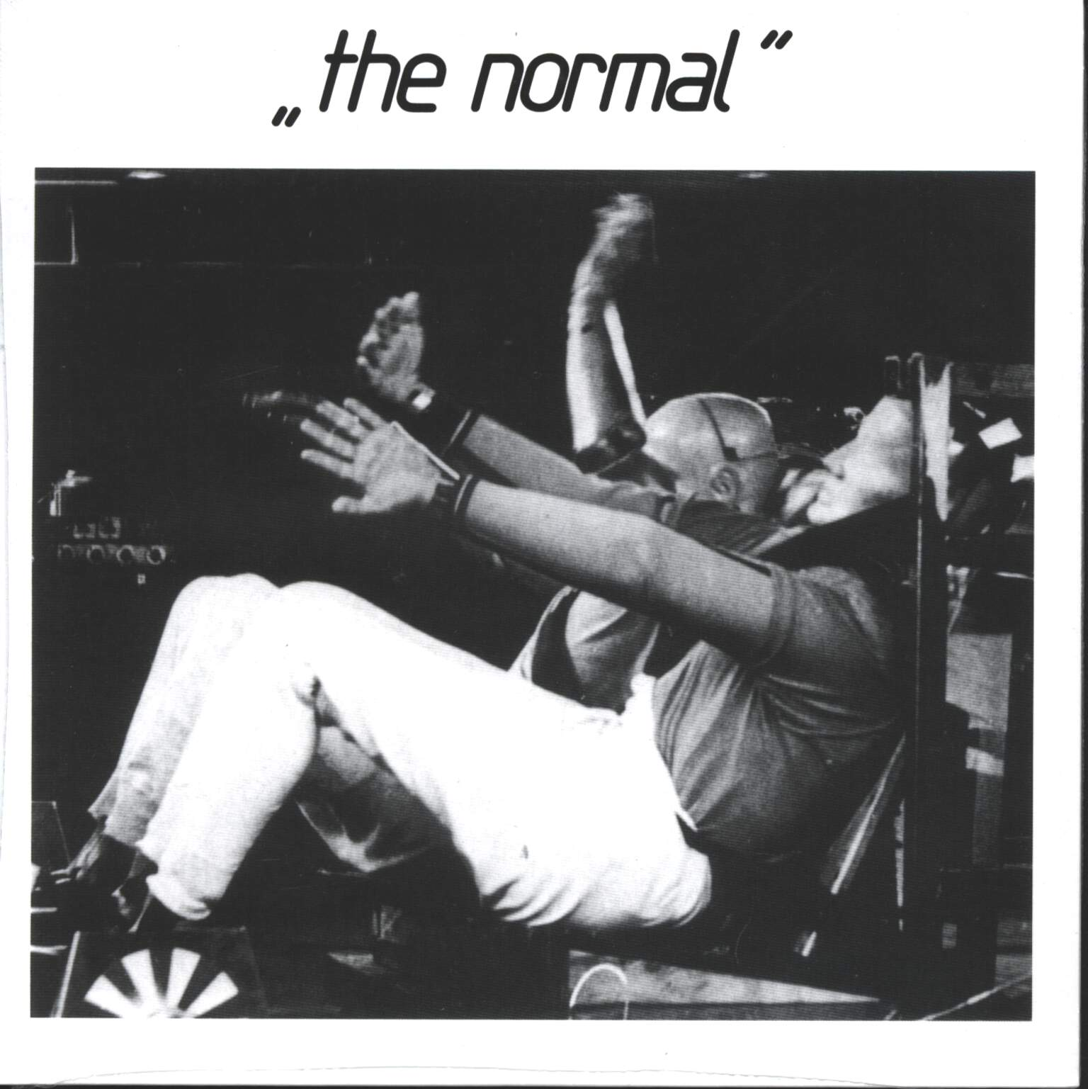 "The Normal: T.V.O.D. / Warm Leatherette, 1×7"" Single (Vinyl)"