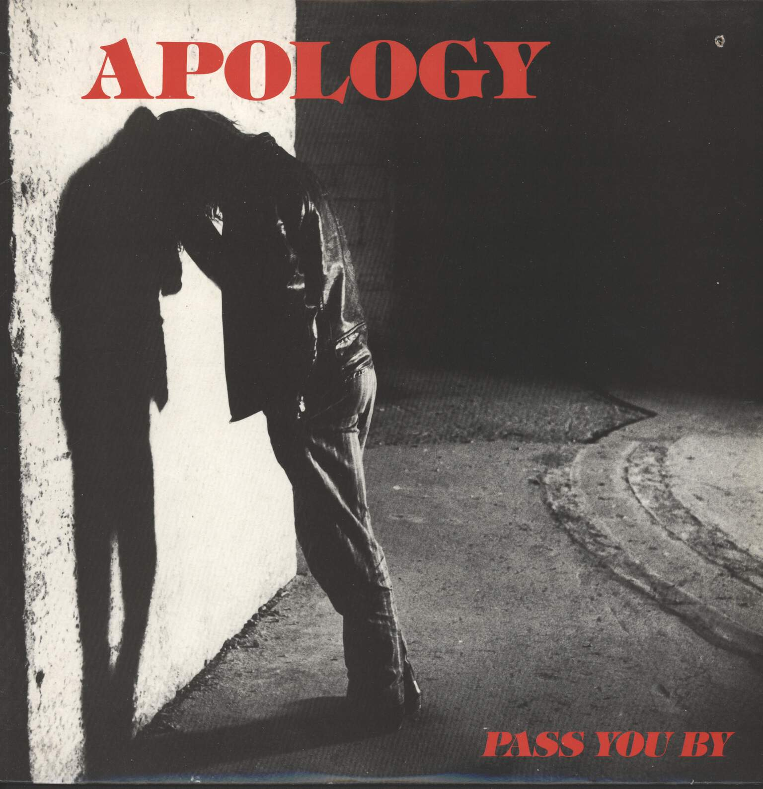 Apology: Pass You By, Mini LP (Vinyl)
