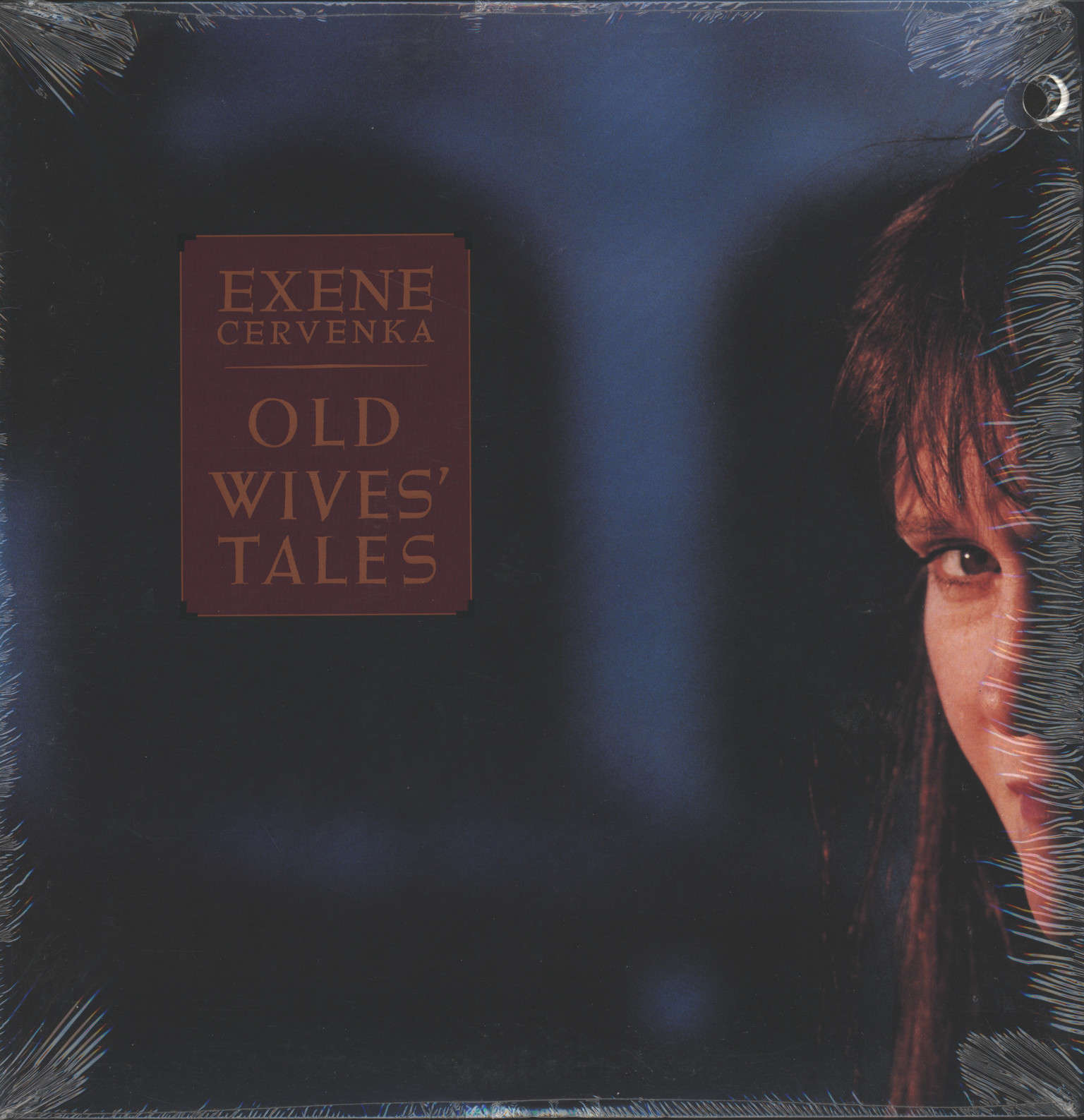 Cervenka, Exene: Old Wives Tales, LP (Vinyl)
