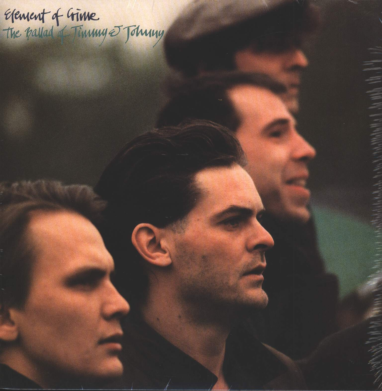 Element Of Crime: The Ballad Of Jimmy & Johnny, 1×LP (Vinyl)