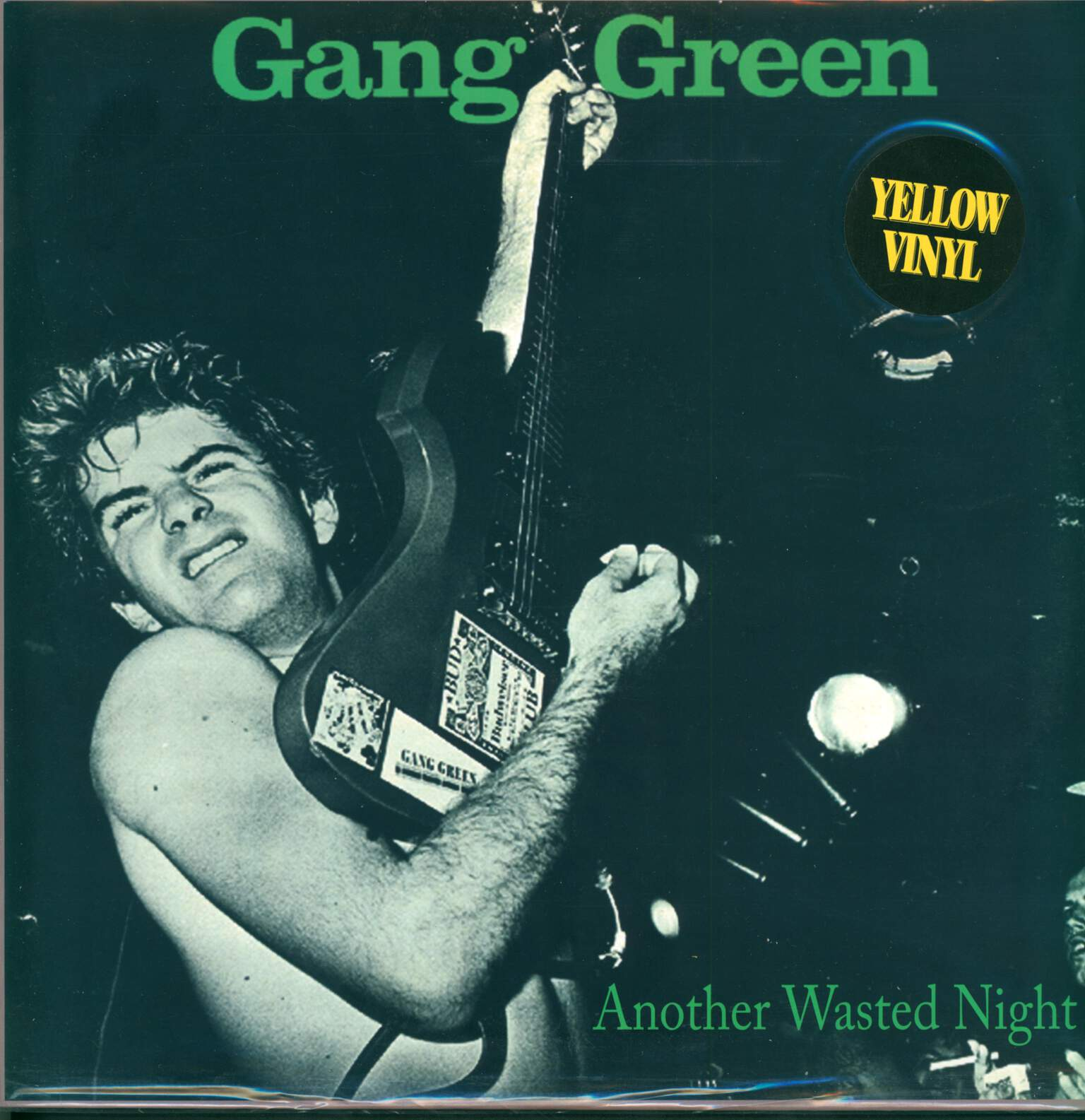Gang Green: Another Wasted Night, 1×LP (Vinyl)