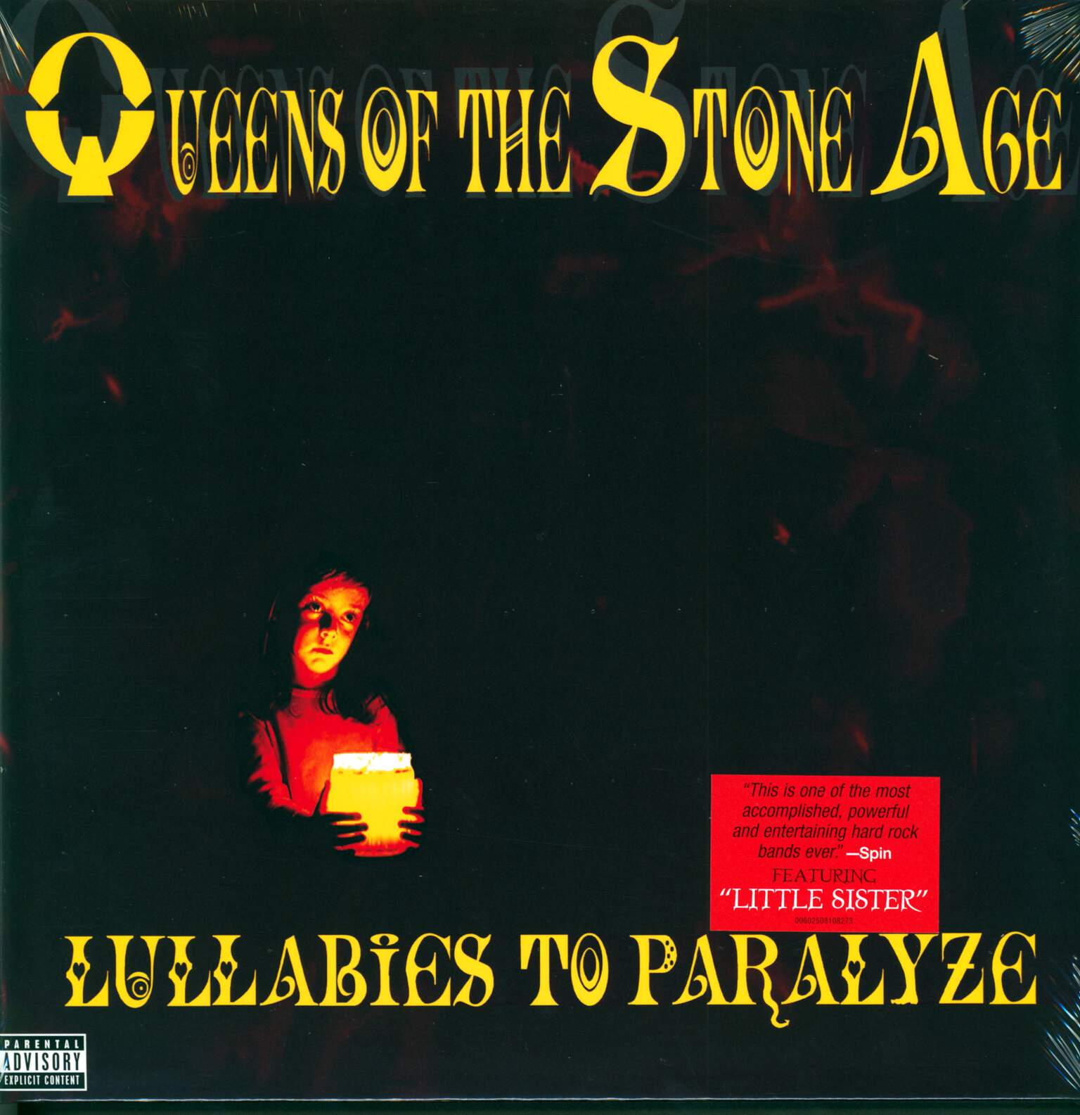 Queens Of the Stone Age: Lullabies To Paralyze, 2×LP (Vinyl)
