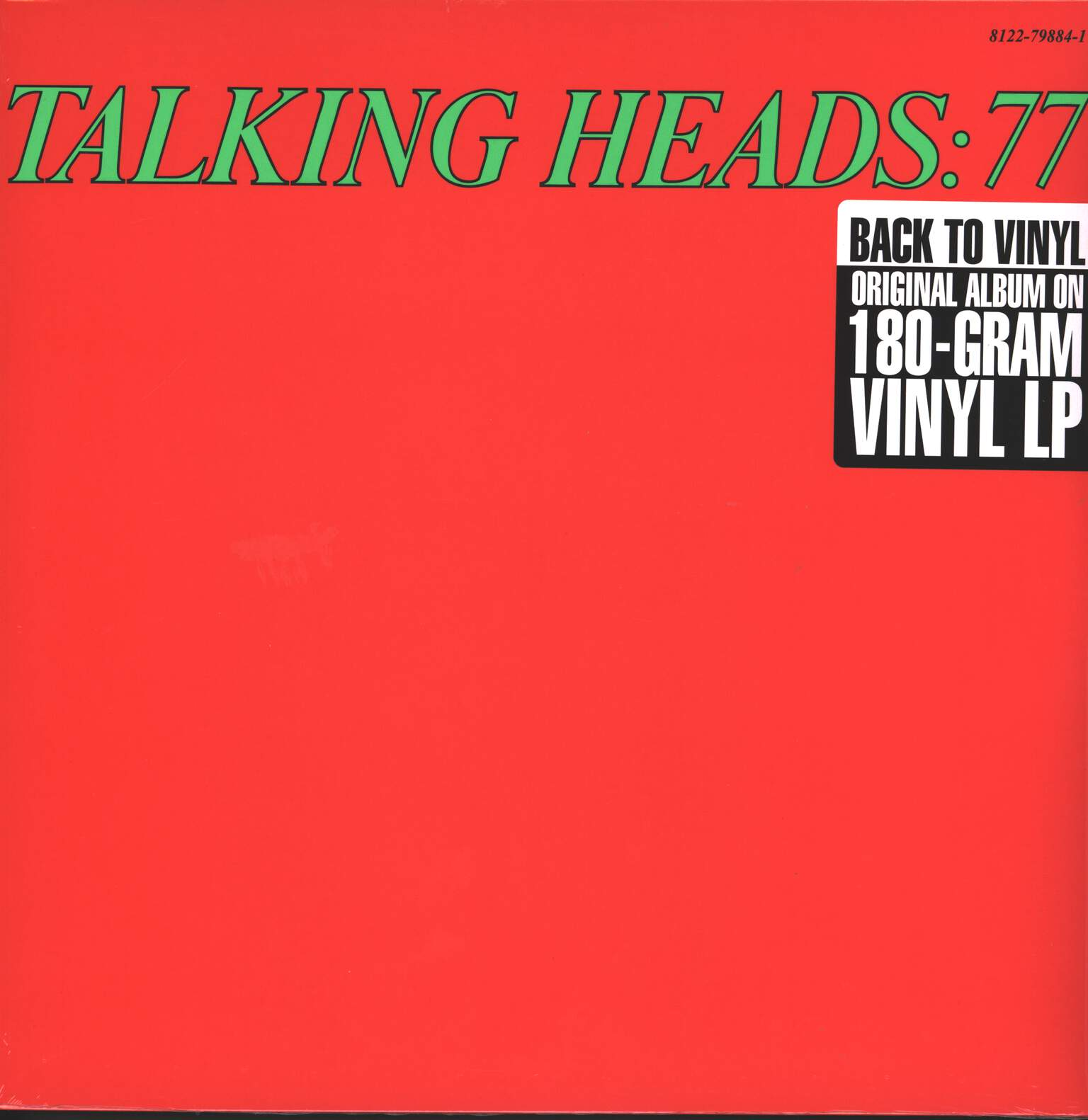 Talking Heads: Talking Heads: 77, 1×LP (Vinyl)