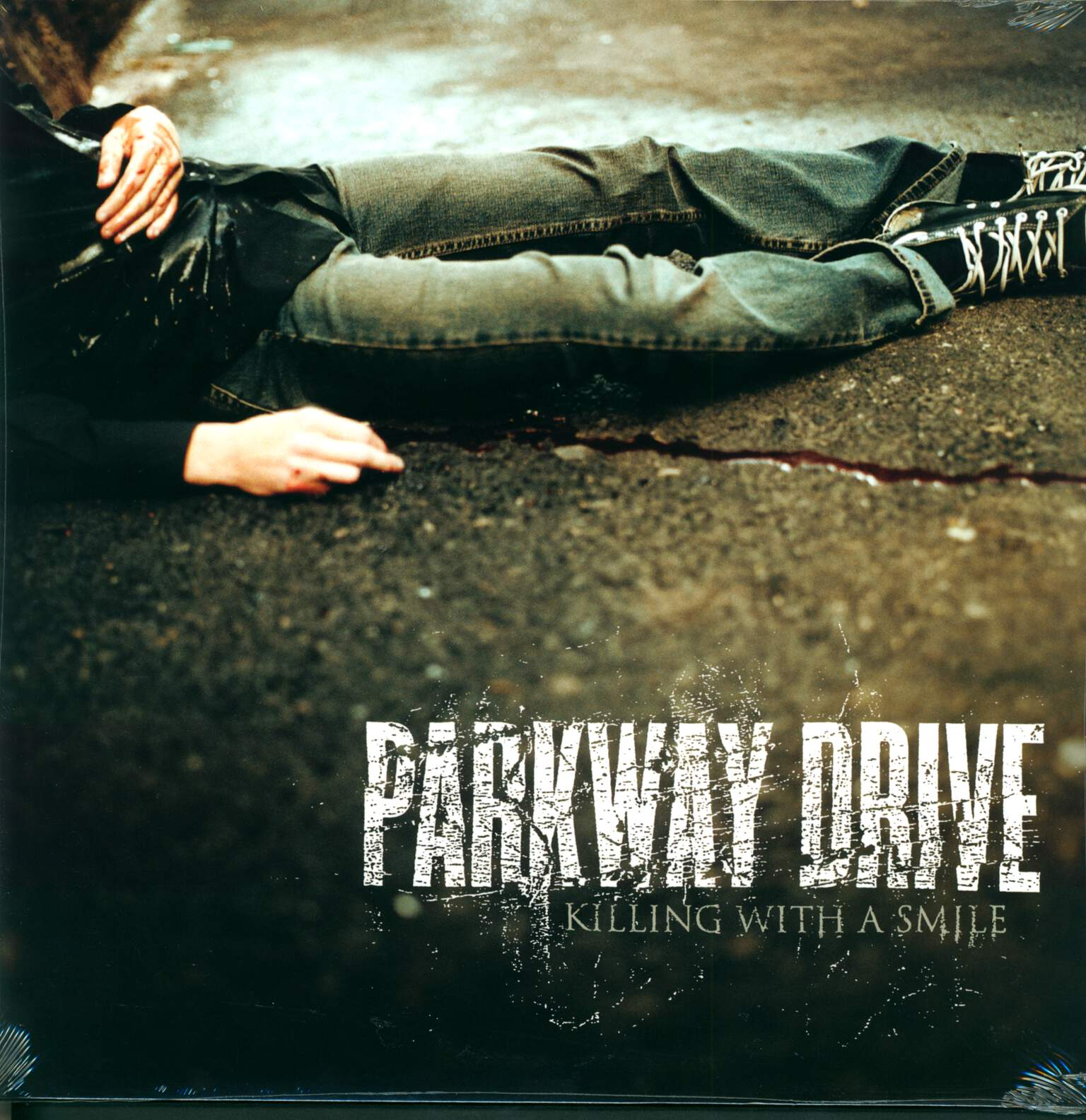 Parkway Drive: Killing With A Smile, 1×LP (Vinyl)