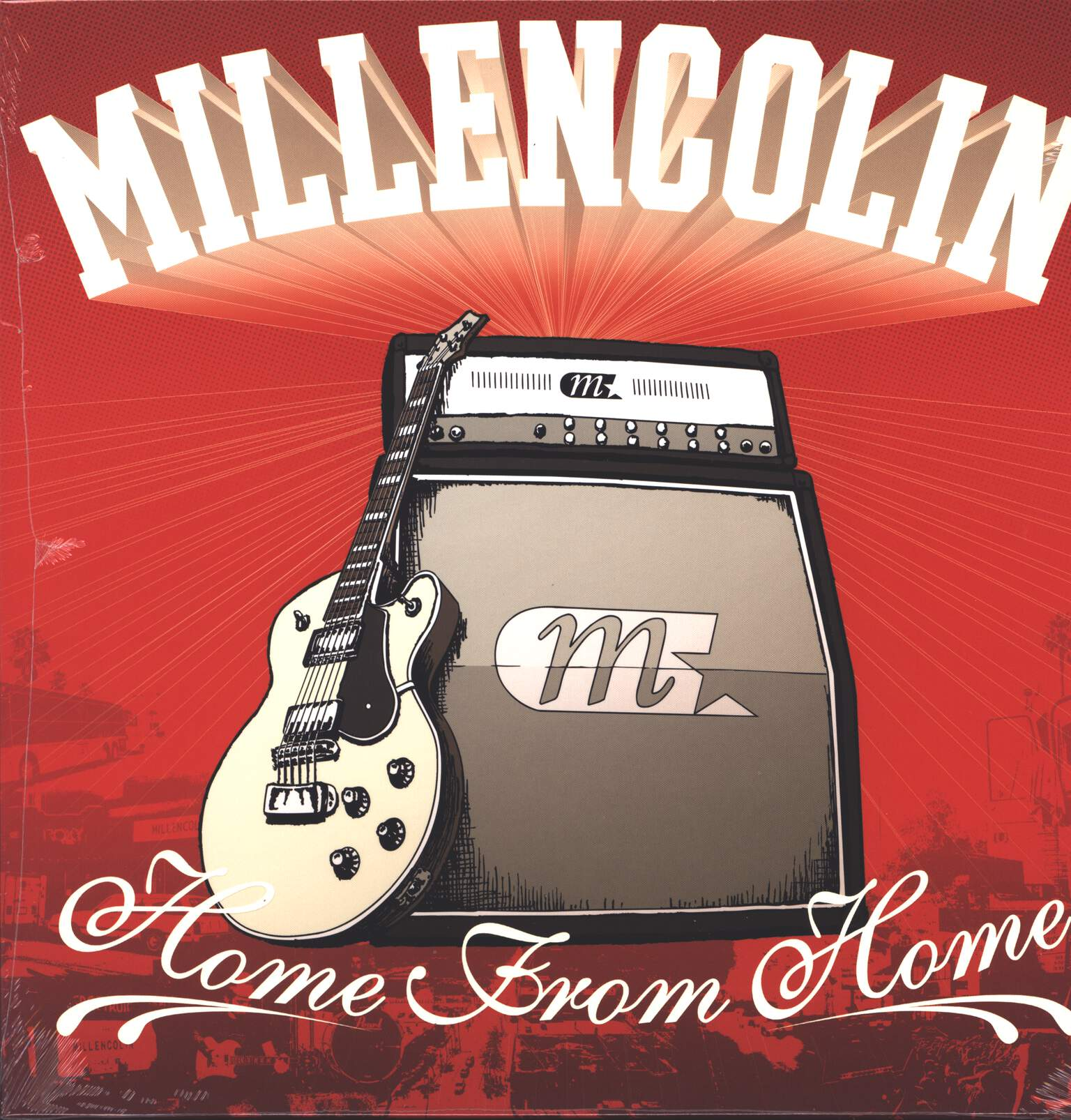 Millencolin: Home From Home, 1×LP (Vinyl)