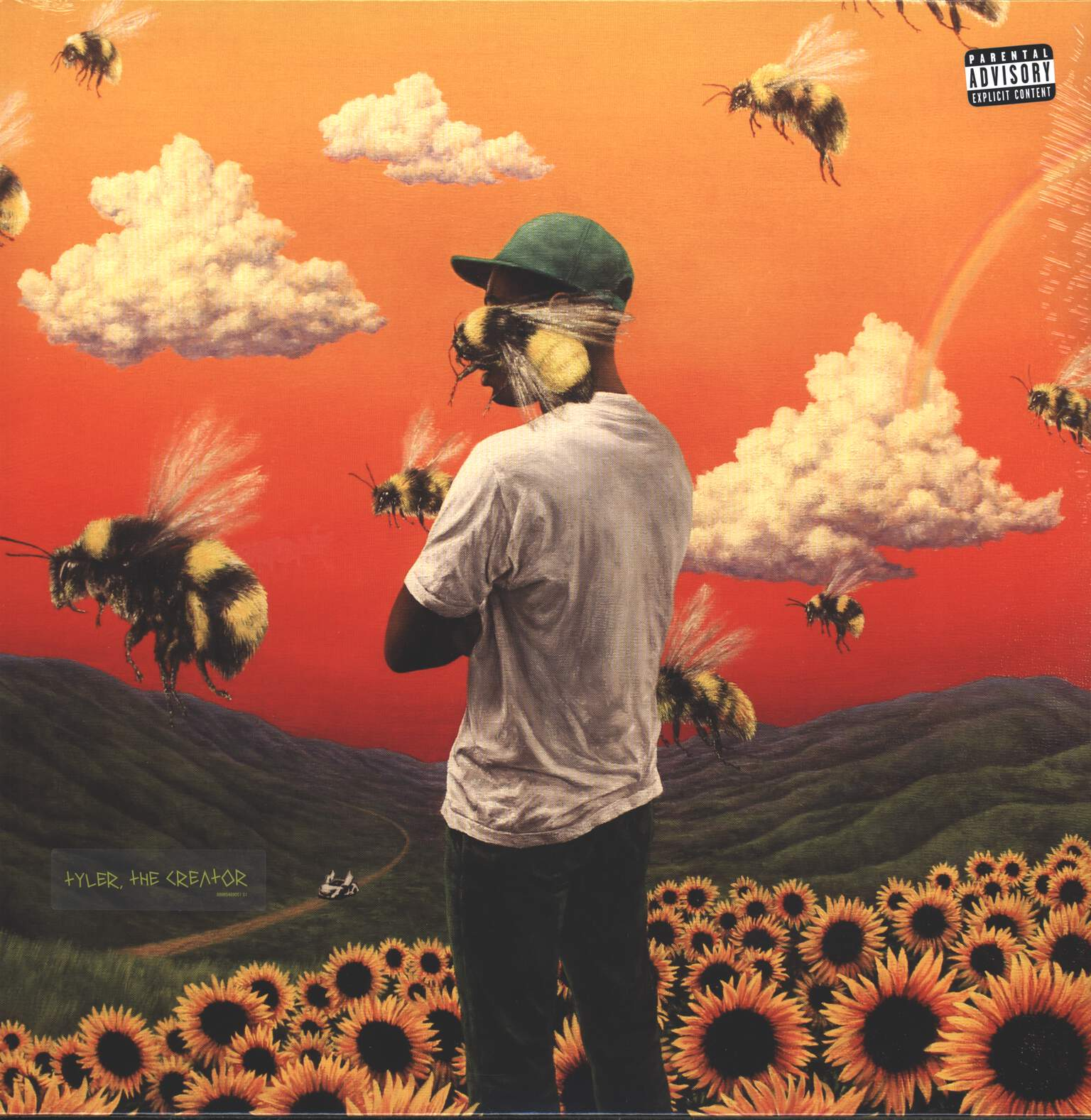 Tyler, The Creator: Scum Fuck Flower Boy, 2×LP (Vinyl)